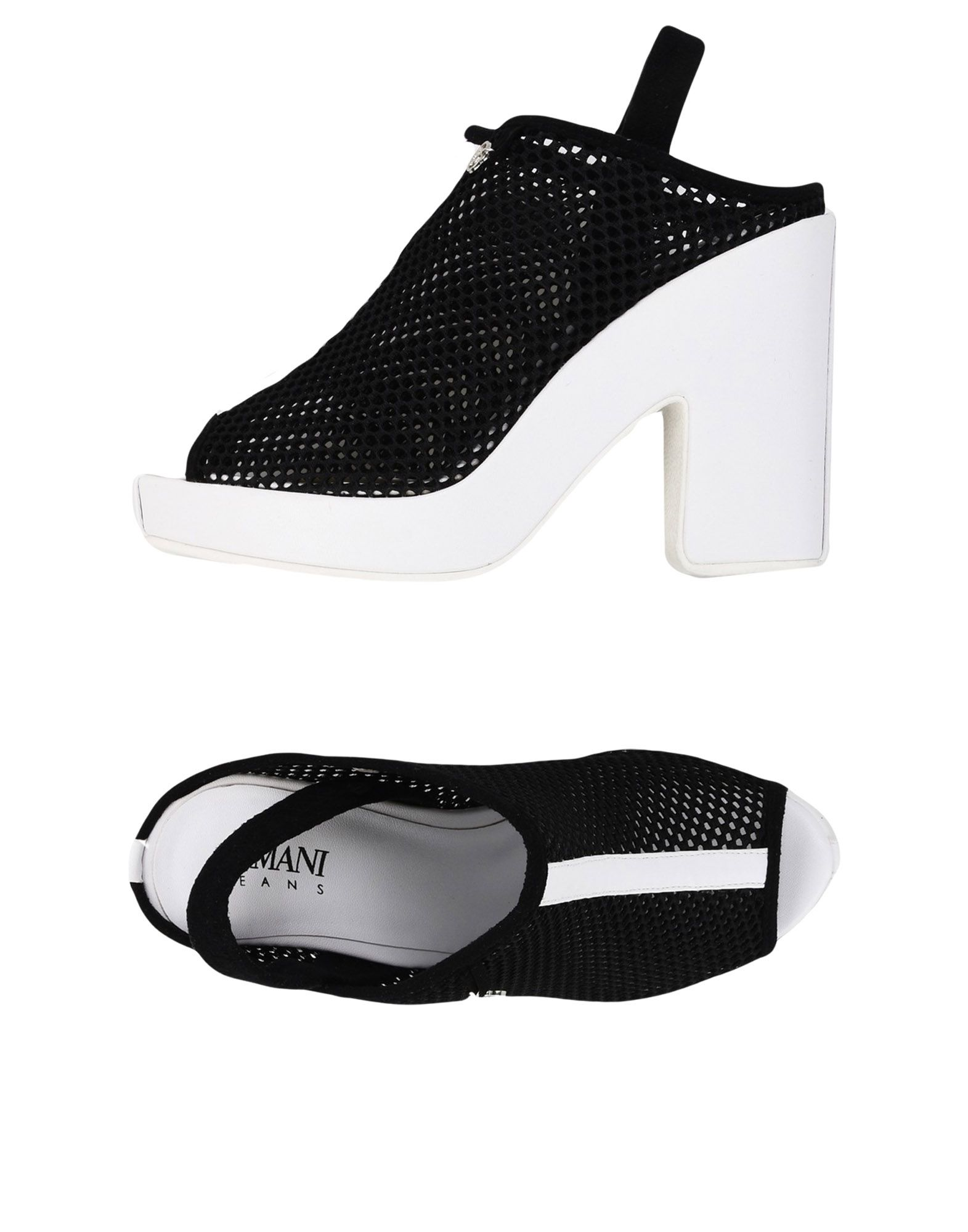 Gut um billige Schuhe zu tragenArmani Jeans Sandalen Damen  11429957HF