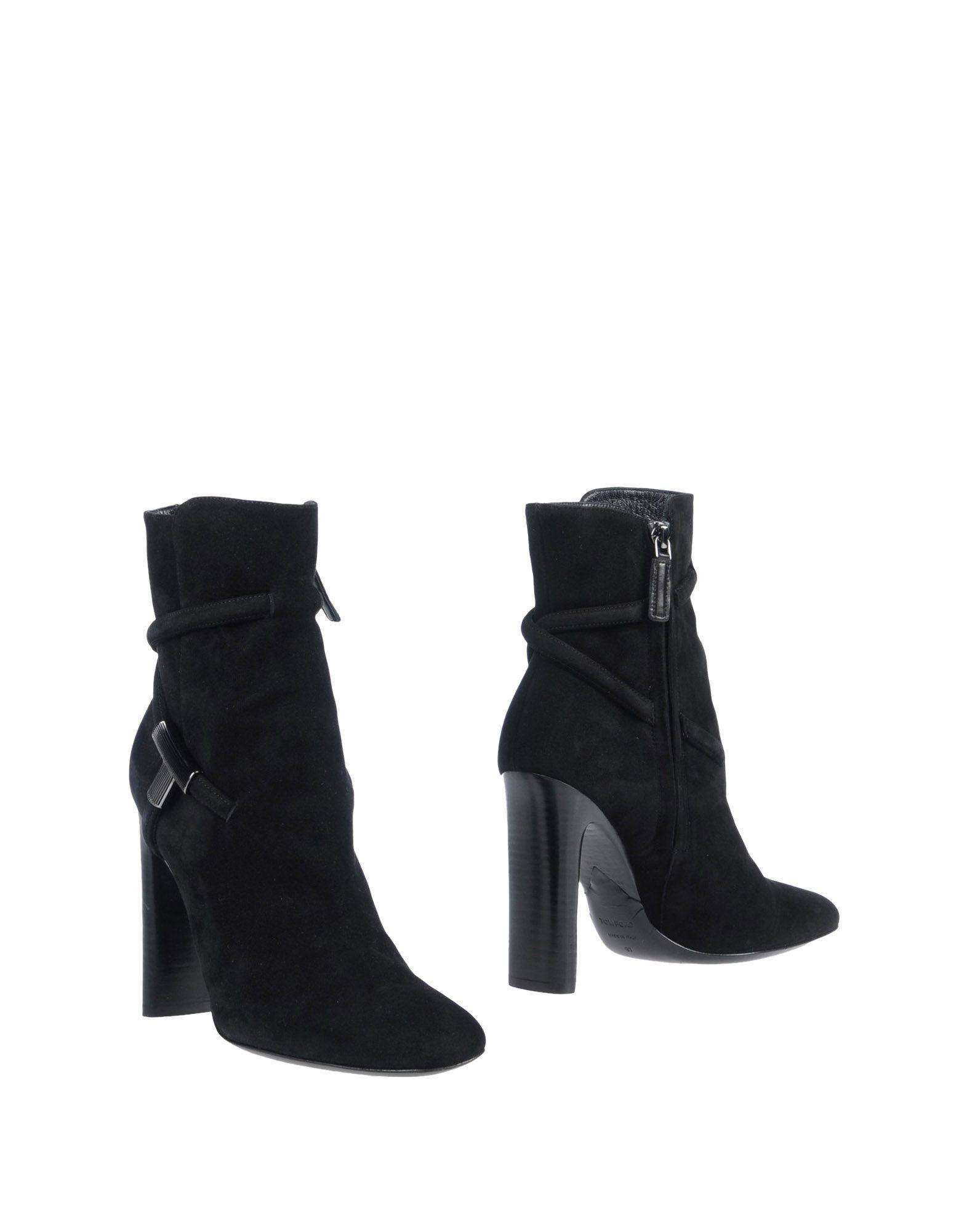 Tom Ford Stiefelette Schuhe Damen  11430025OB Neue Schuhe Stiefelette 49fecb