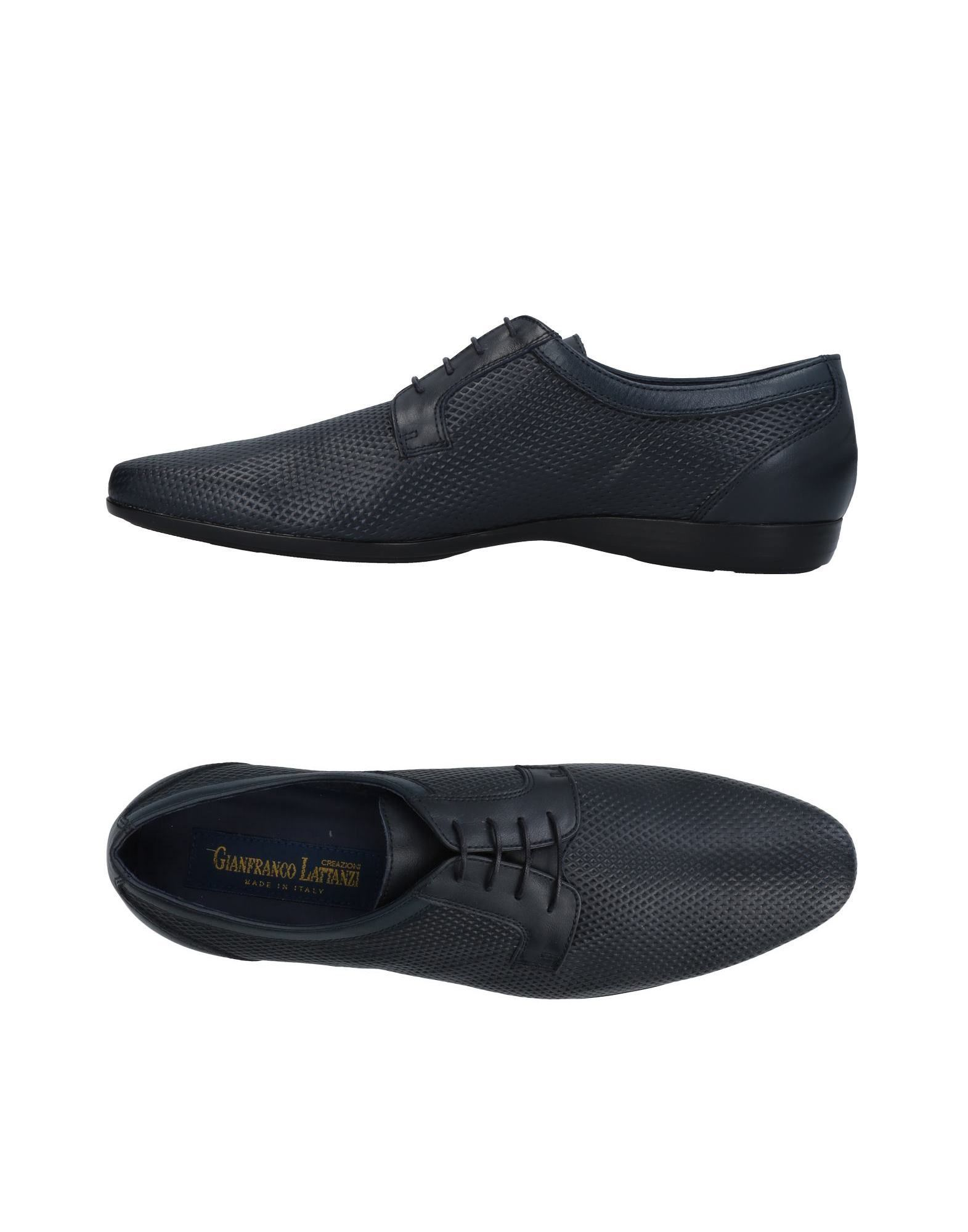 Rabatt echte Schuhe Gianfranco Lattanzi Schnürschuhe Herren  11430102CT