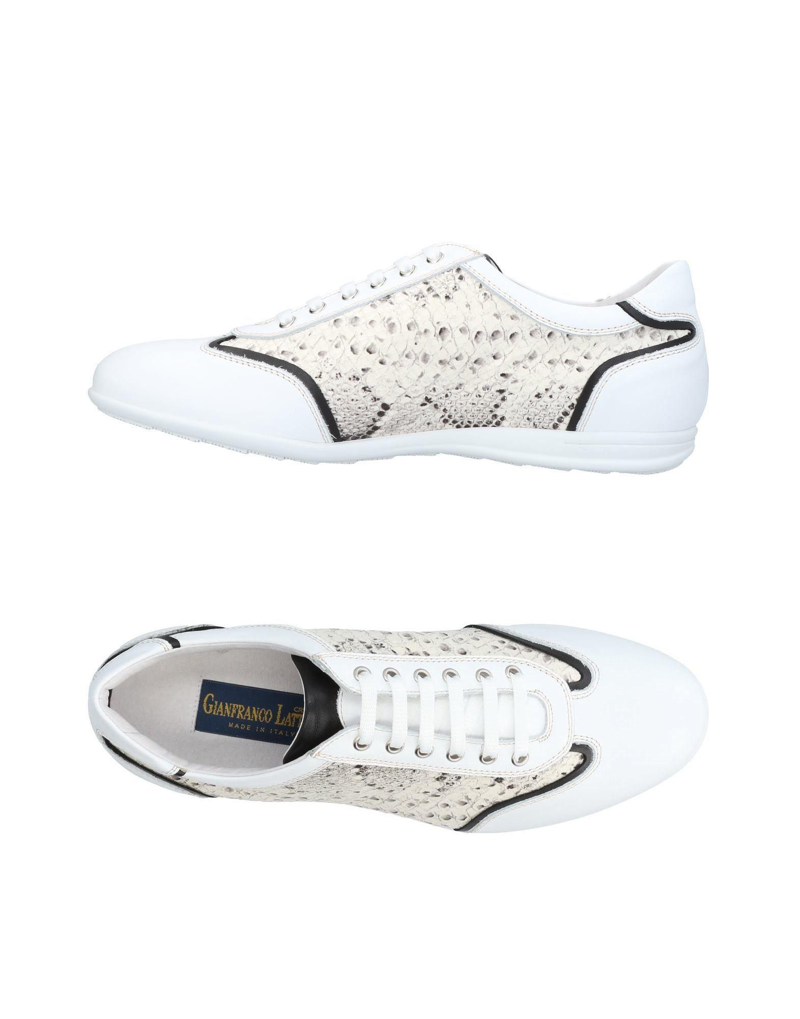 Rabatt echte Schuhe Gianfranco Lattanzi Sneakers Herren  11430133CI