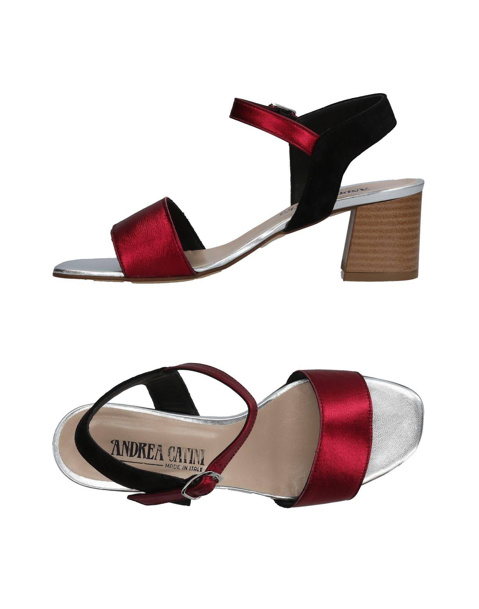Andrea Catini Sandalen Damen  11430175NW Neue Schuhe