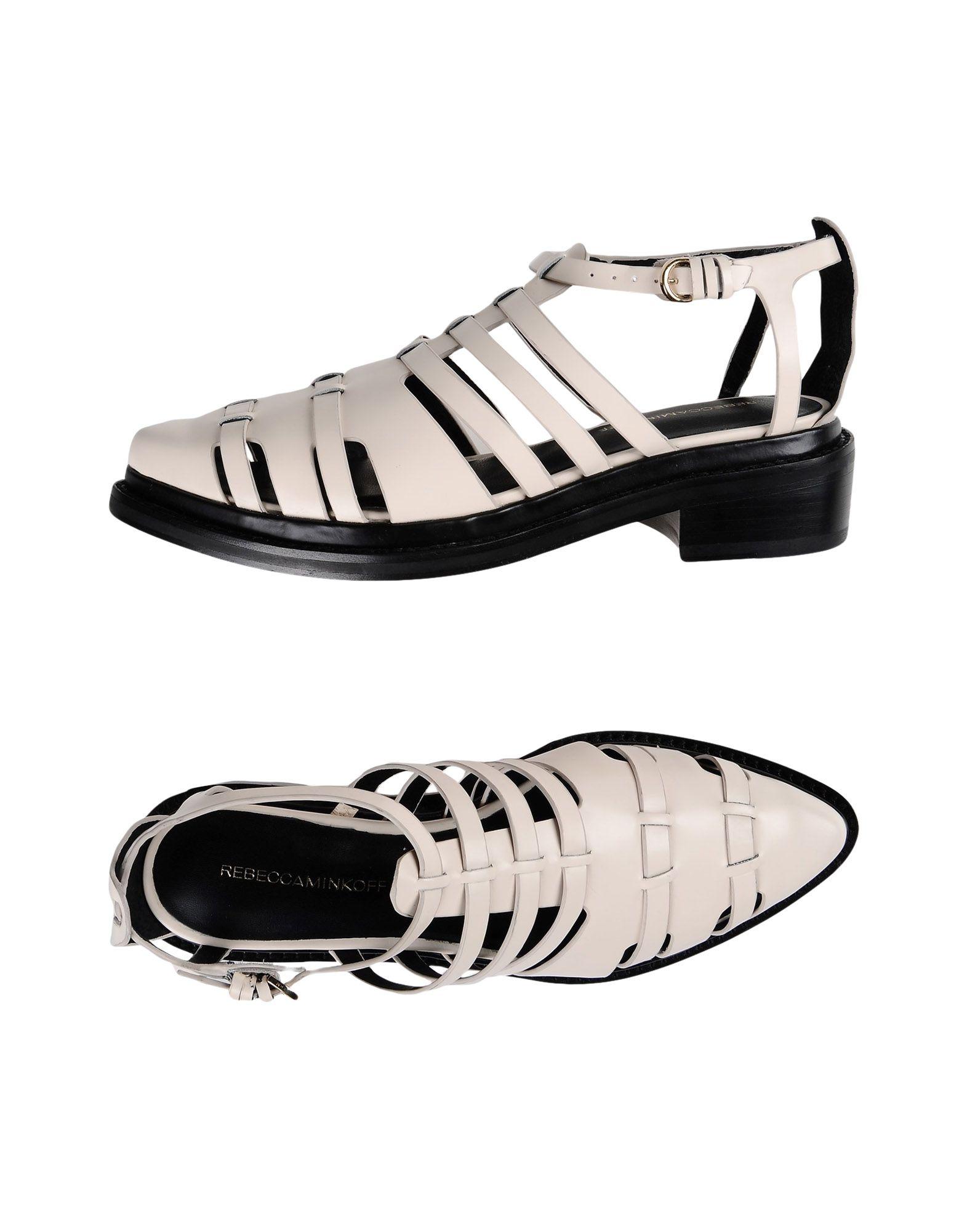 Gut Gut Gut um billige Schuhe zu tragenRebecca Minkoff Sandalen Damen  11430242BT 827f76