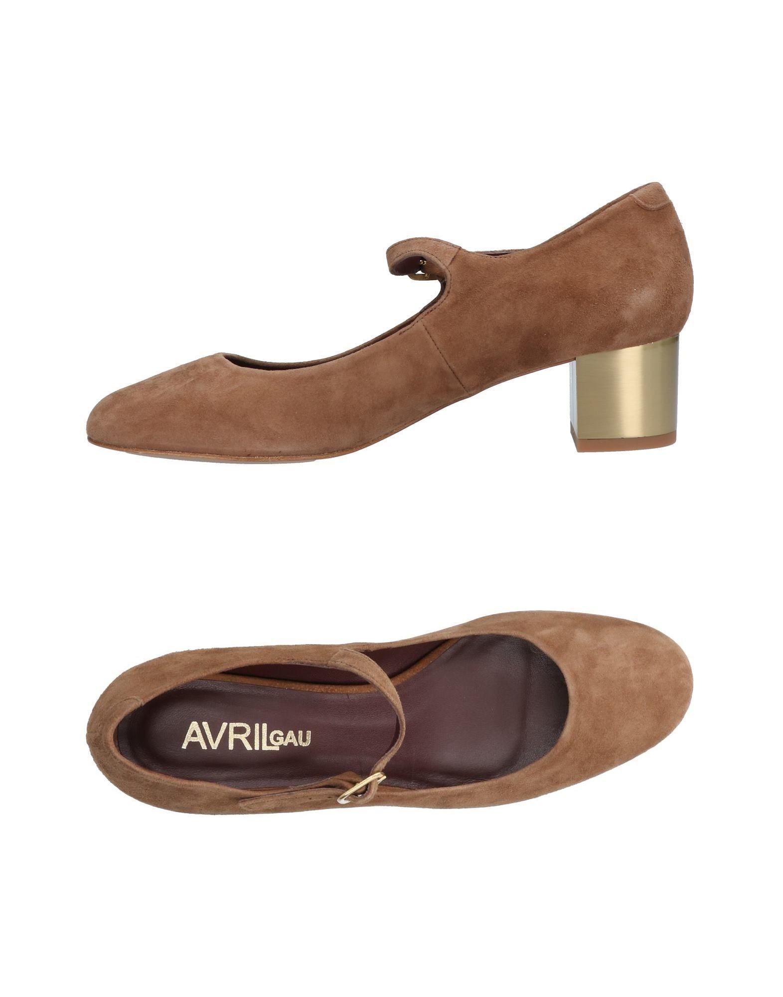 Avril Gau Pumps Damen  11430375BW Gute Qualität beliebte Schuhe