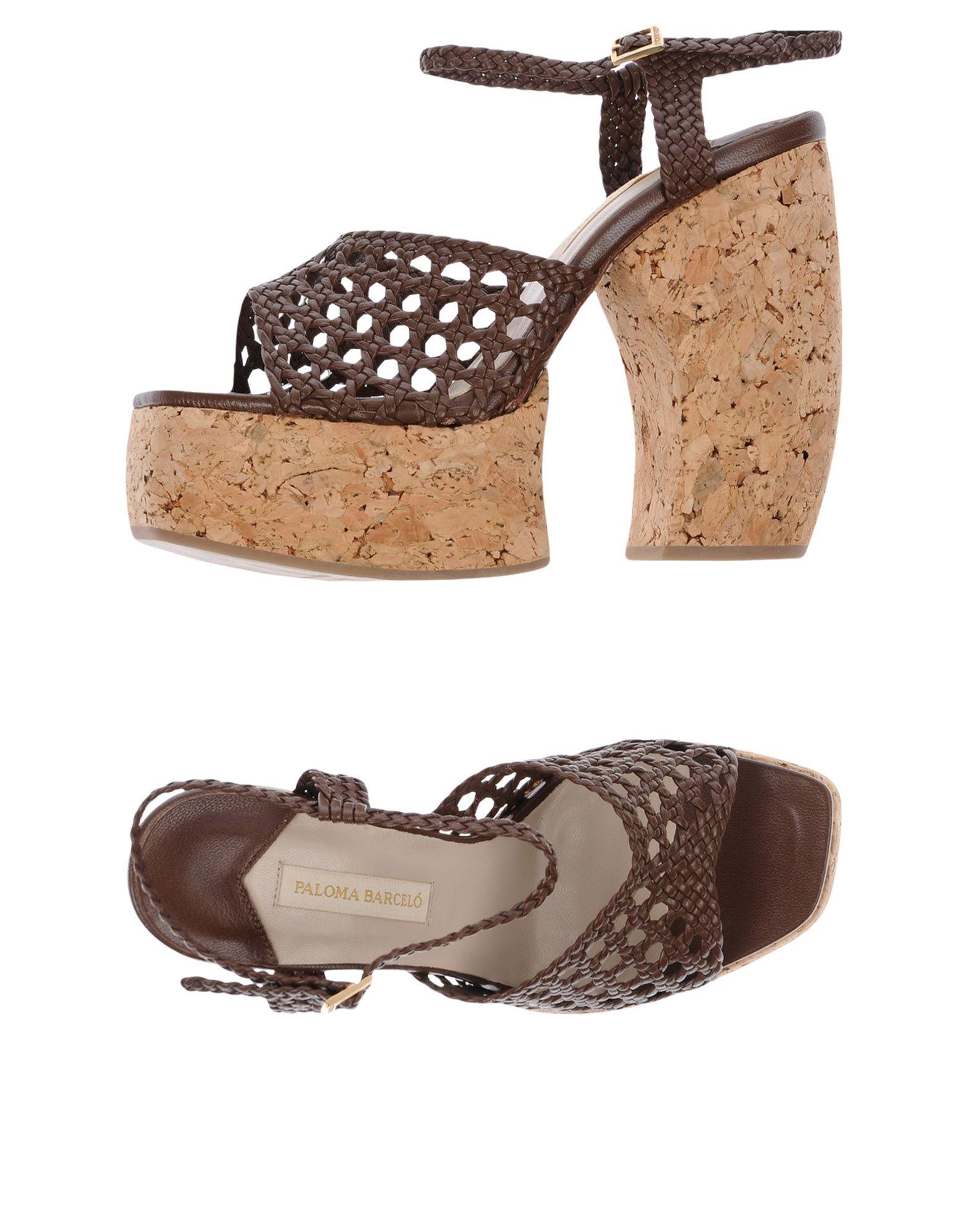 Paloma Barceló Sandalen Damen  11430392RS Gute Qualität beliebte Schuhe