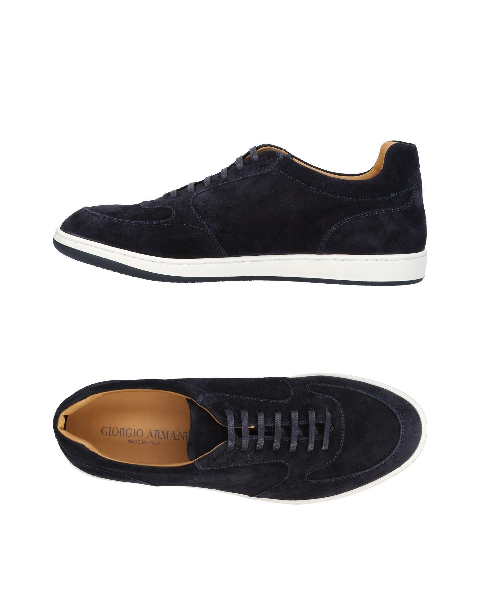 Los zapatos más populares para hombres y mujeres  Zapatillas Giorgio Giorgio Armani Hombre - Zapatillas Giorgio Zapatillas Armani a5d385
