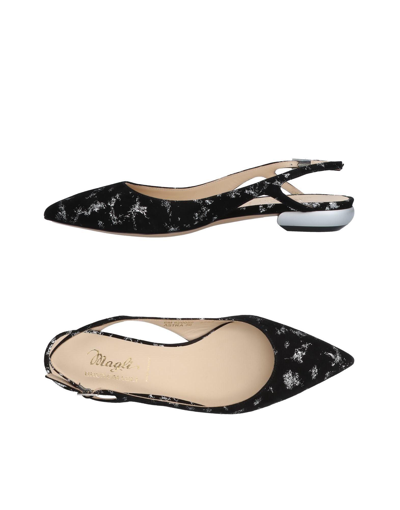 Magli By Bruno Magli Ballerinas Damen  11430490OW Gute Qualität beliebte Schuhe