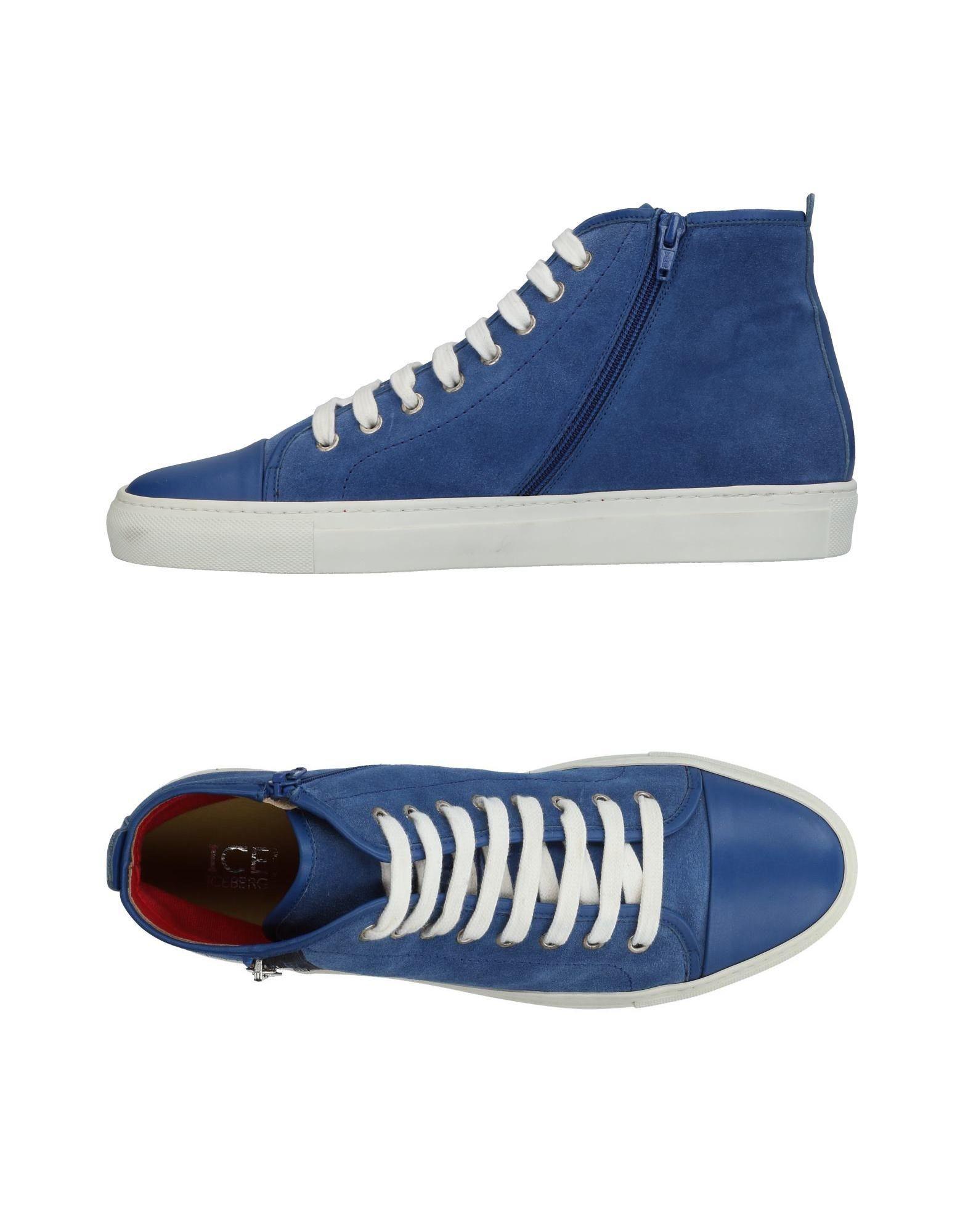 Rabatt echte Schuhe Ice Iceberg Sneakers Herren  11430516RV