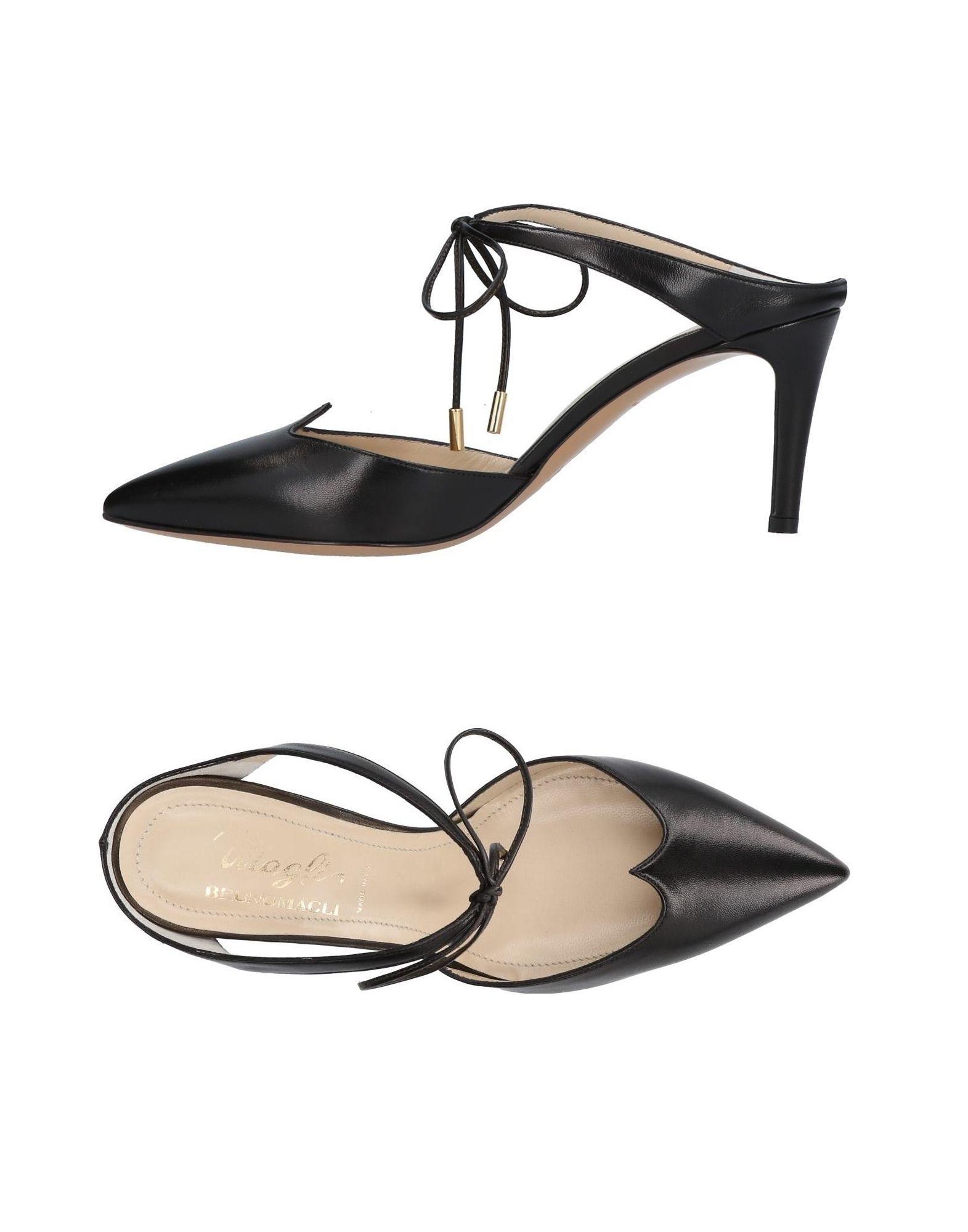 Gut um billige Schuhe zu tragenMagli By Bruno Magli Pantoletten Damen  11430521XO