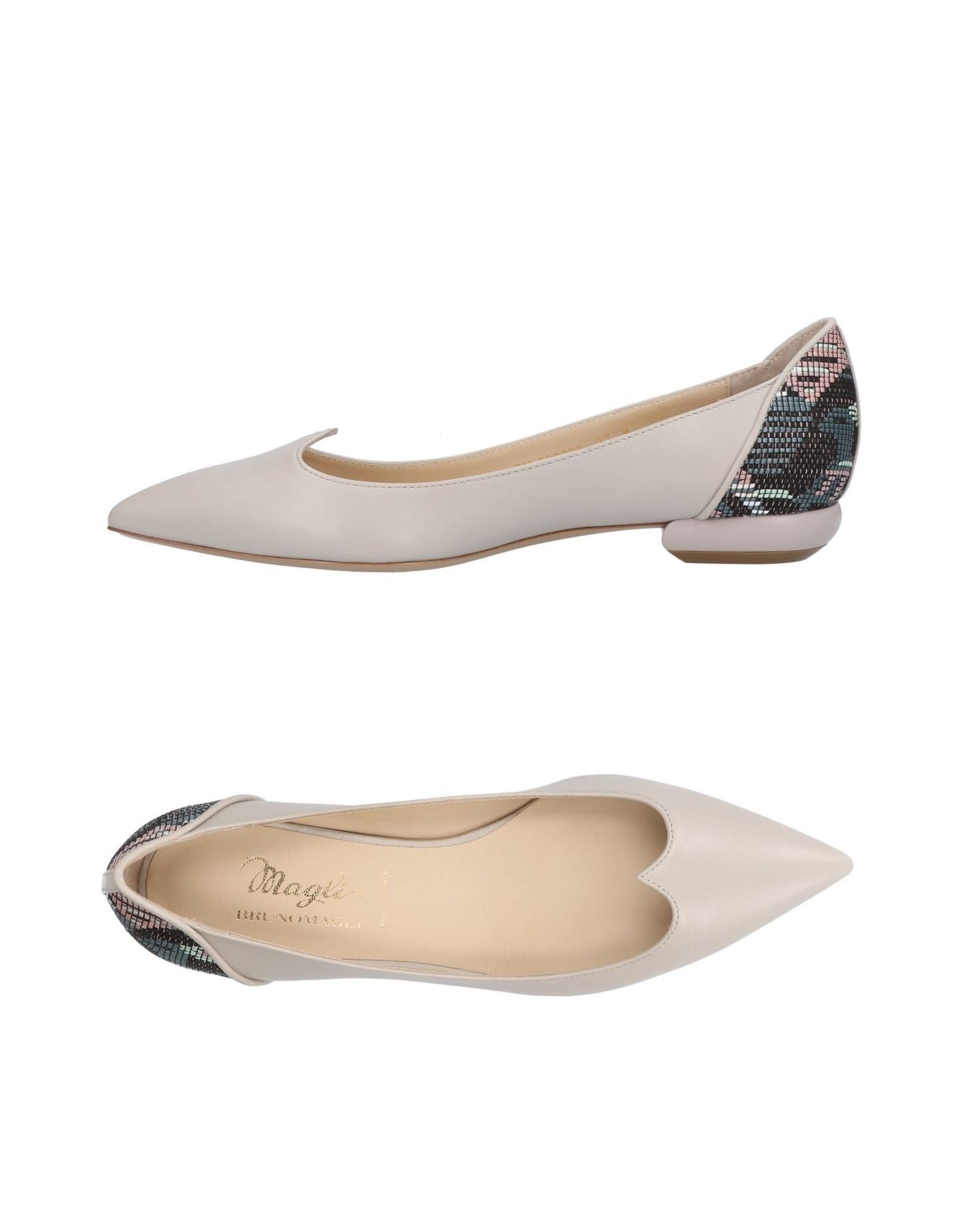Gut um billige Schuhe zu tragenMagli By Bruno Magli Ballerinas Damen  11430547QD