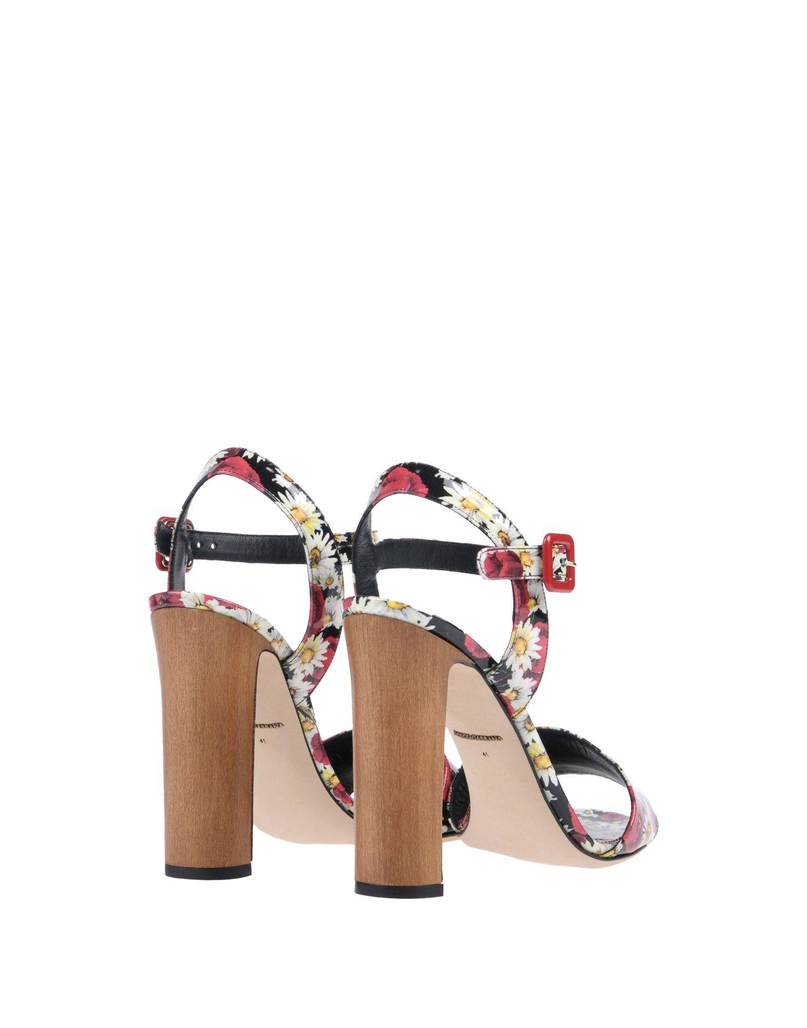 Dolce 11430603QT & Gabbana Sandalen Damen  11430603QT Dolce Neue Schuhe 569051