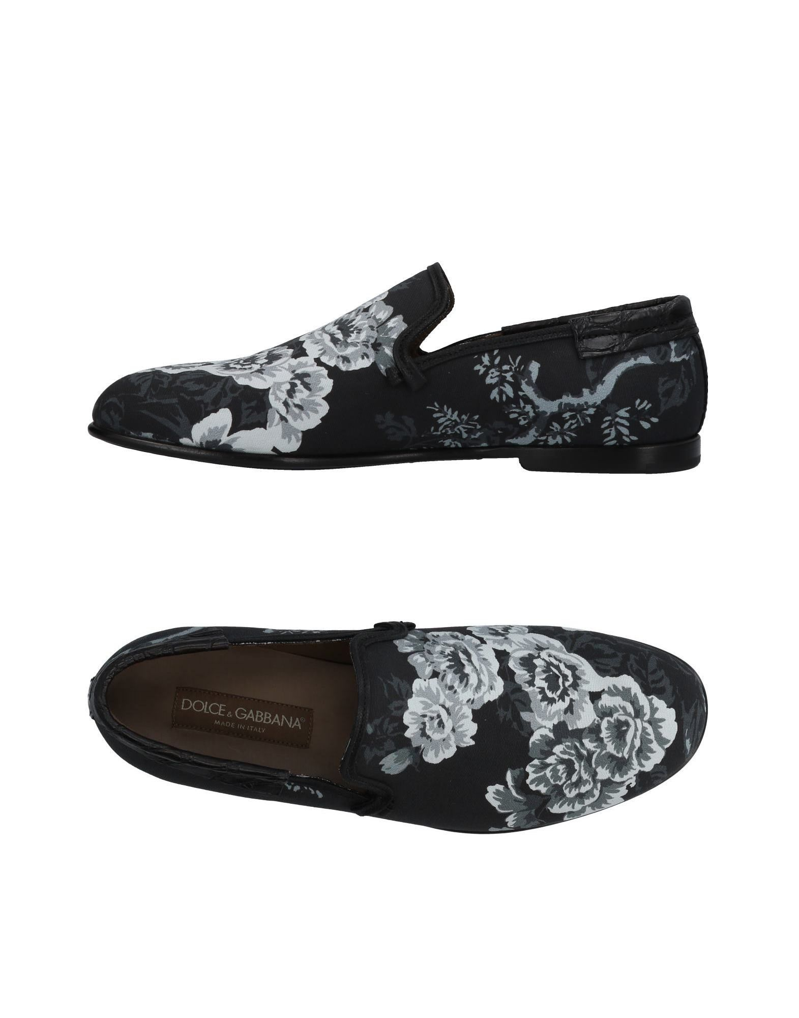 Dolce & Gabbana Mokassins Herren  11430638HD