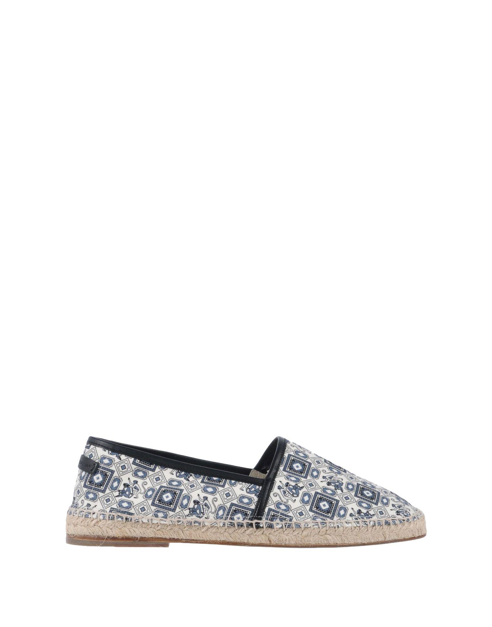Dolce & Gabbana Espadrilles Herren beliebte  11430655EO Gute Qualität beliebte Herren Schuhe 0e7e15