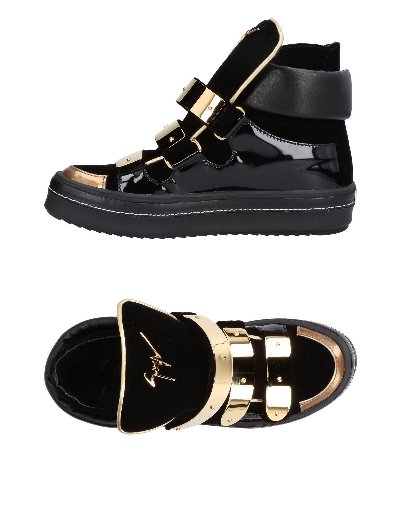 Giuseppe Zanotti Sneakers Sneakers - Women Giuseppe Zanotti Sneakers Sneakers online on  Canada - 11430670AQ 79e1f1