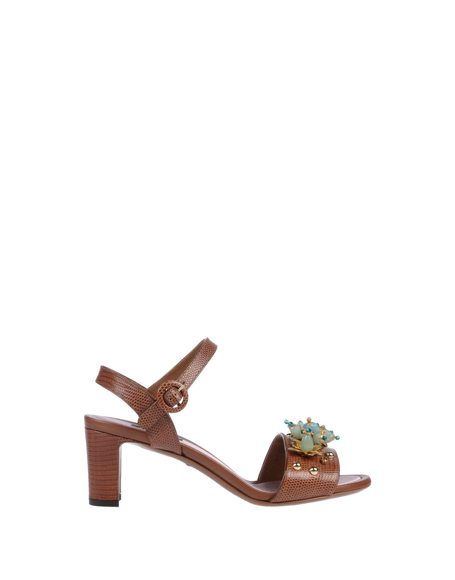 Dolce & Gabbana Sandalen Damen Damen Damen  11430676XN Neue Schuhe 49b812