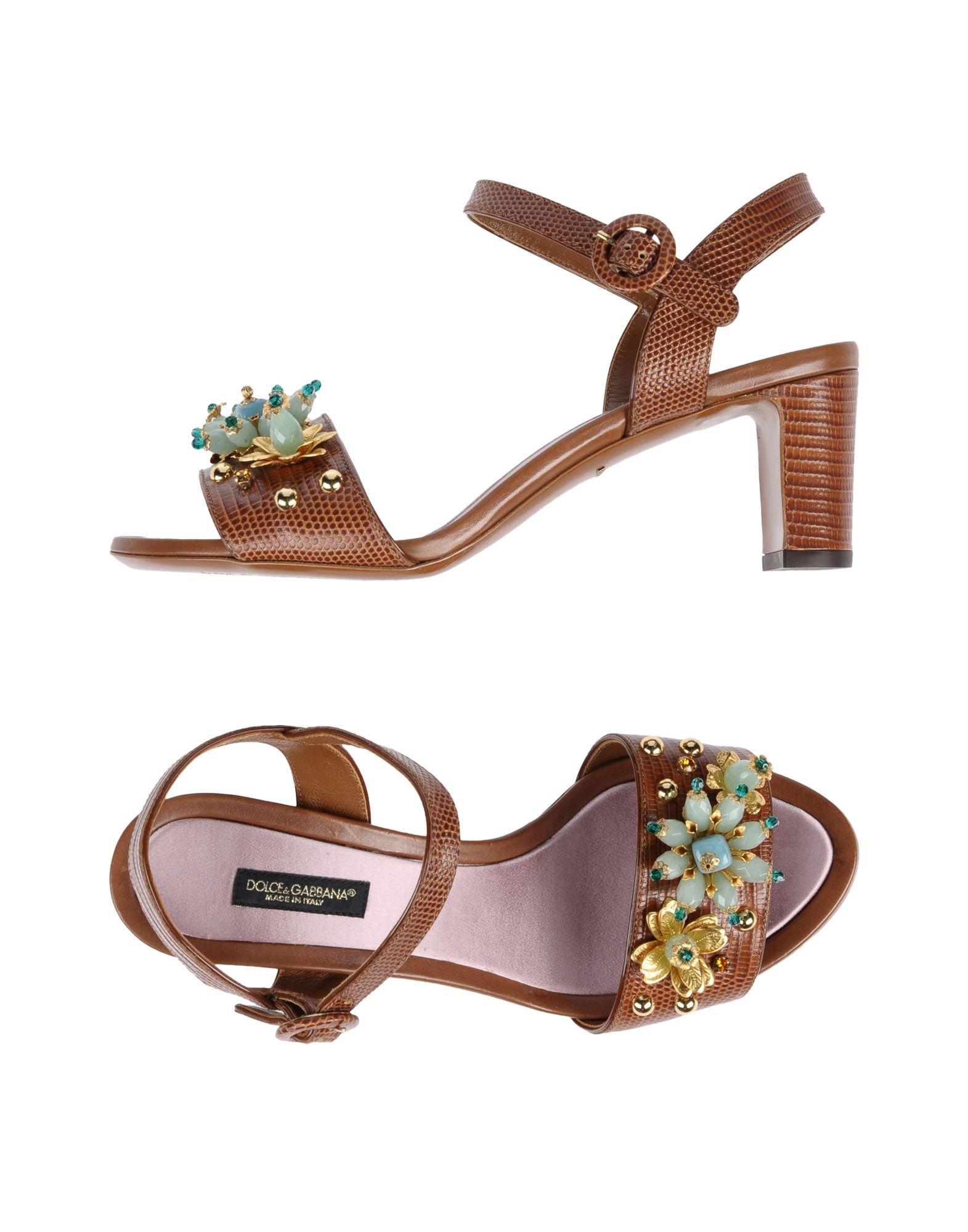 Dolce & 11430676XNGünstige Gabbana Sandalen Damen  11430676XNGünstige & gut aussehende Schuhe d5089d