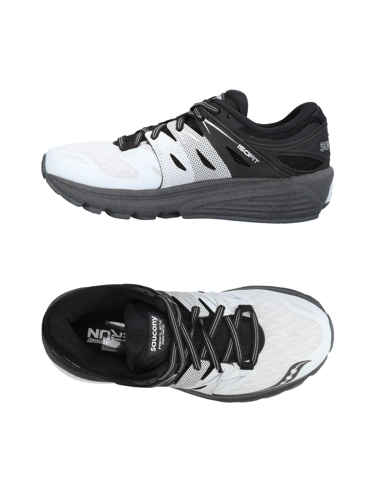 Günstige und modische Schuhe Saucony Sneakers Damen  11430689FF