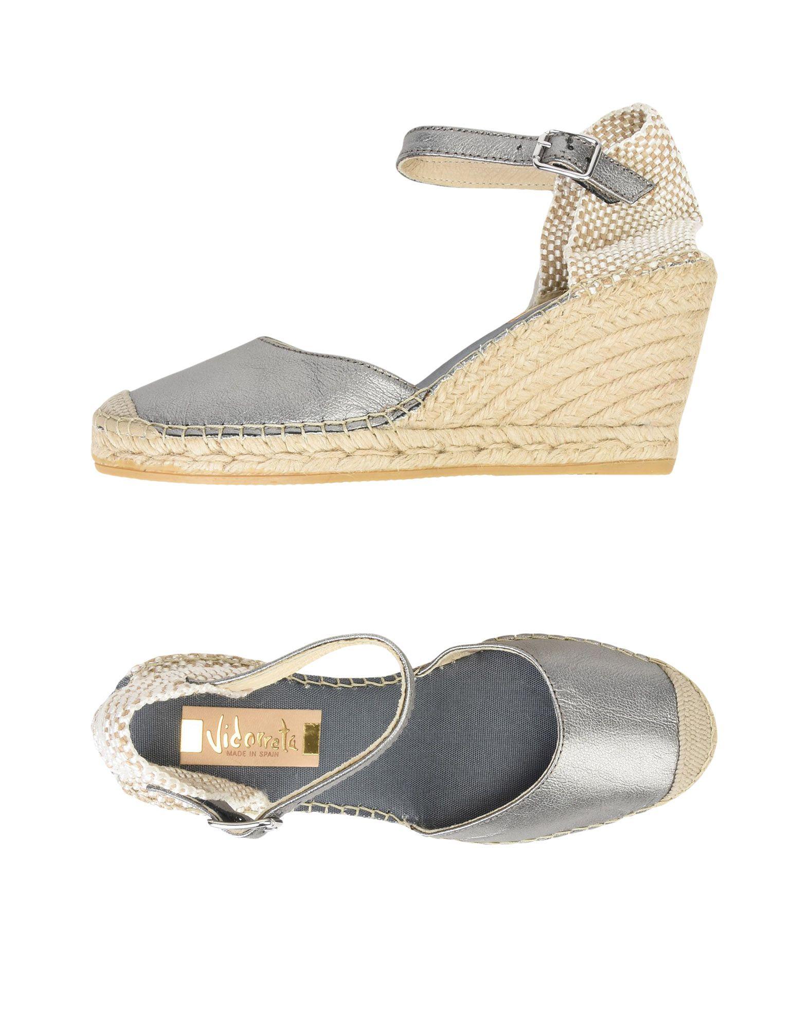 Haltbare Mode billige Schuhe Vidorreta Espadrilles Damen  11430792AD Heiße Schuhe