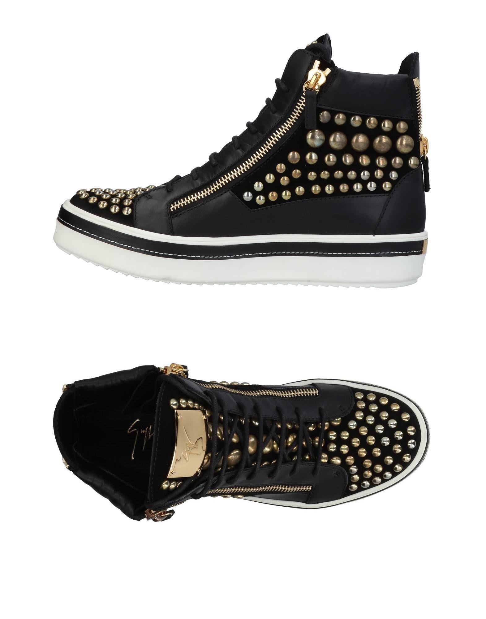 Giuseppe Zanotti Sneakers Herren  11430816GN Gute Qualität beliebte Schuhe