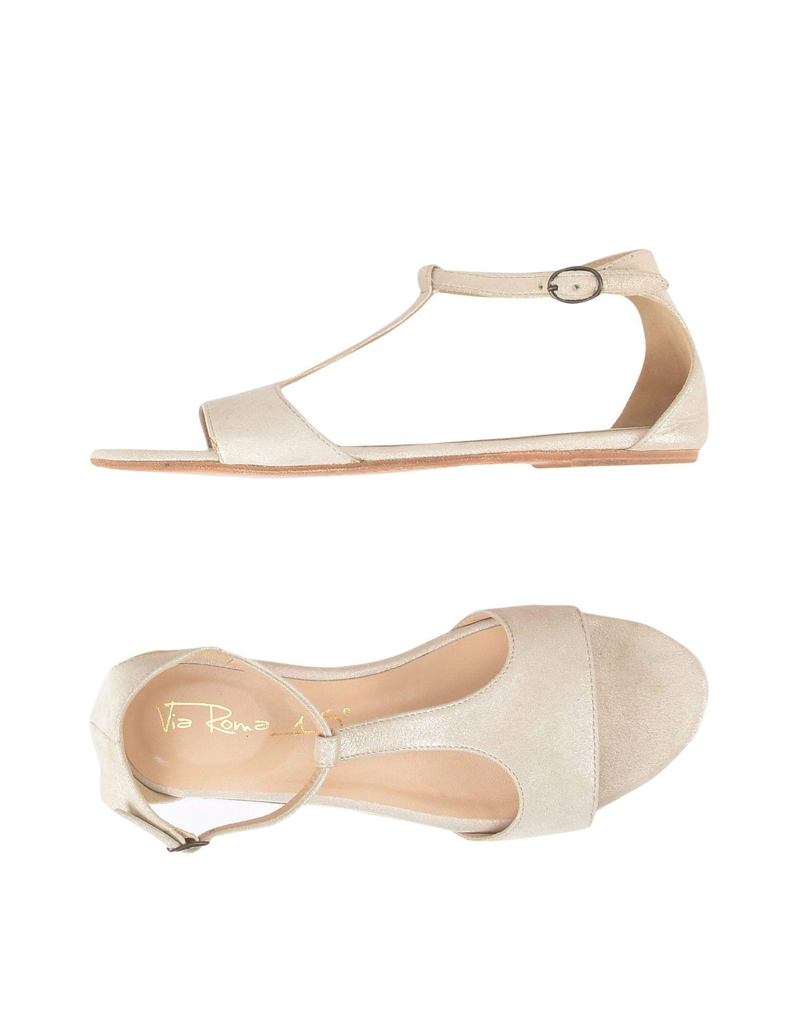 Via Roma 15 Sandalen Damen  11430854HB Gute Qualität beliebte Schuhe