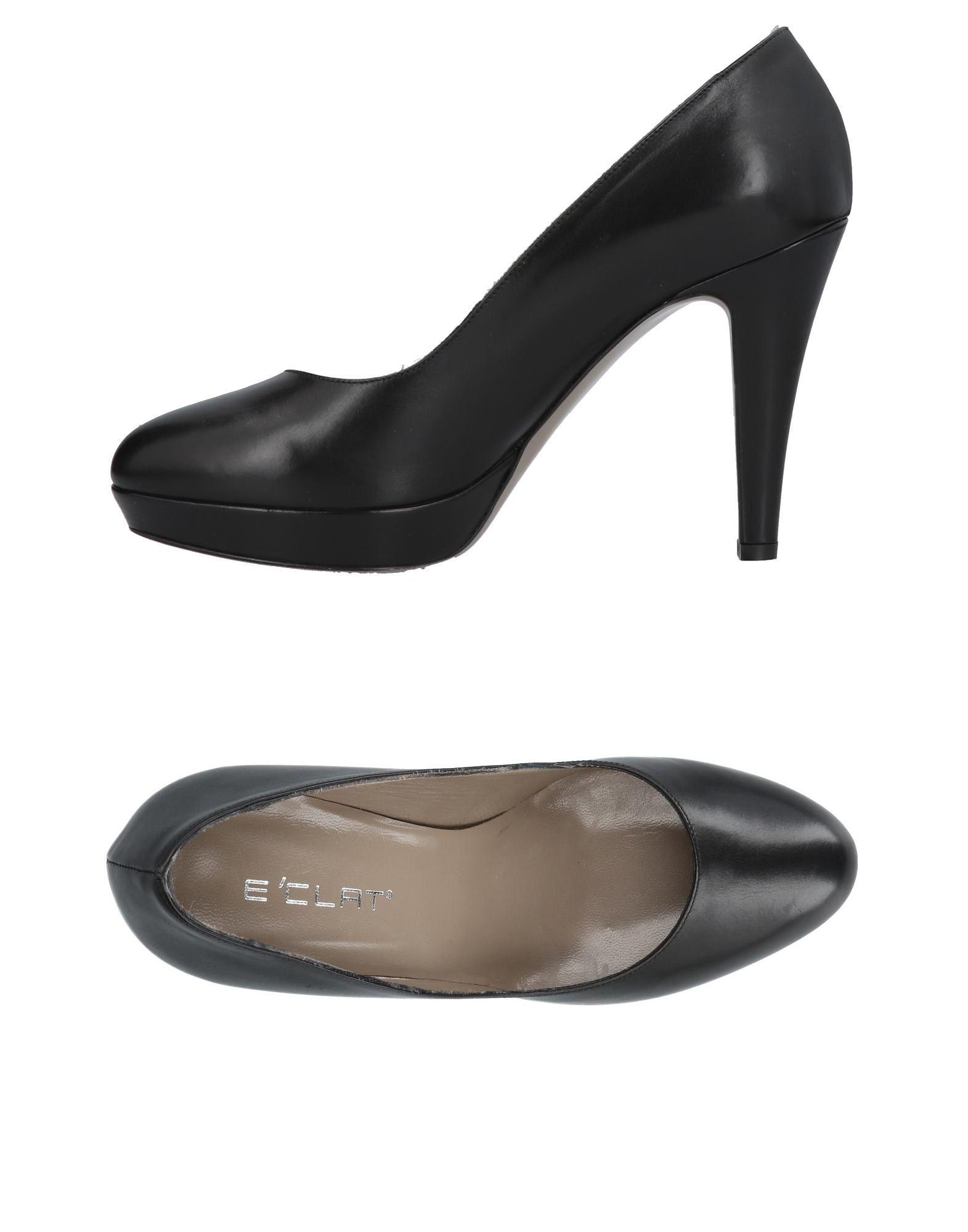 Zapatos casuales salvajes Zapato De Salón Salón De E'clat Mujer - Salones E'clat  Negro 00e3a6