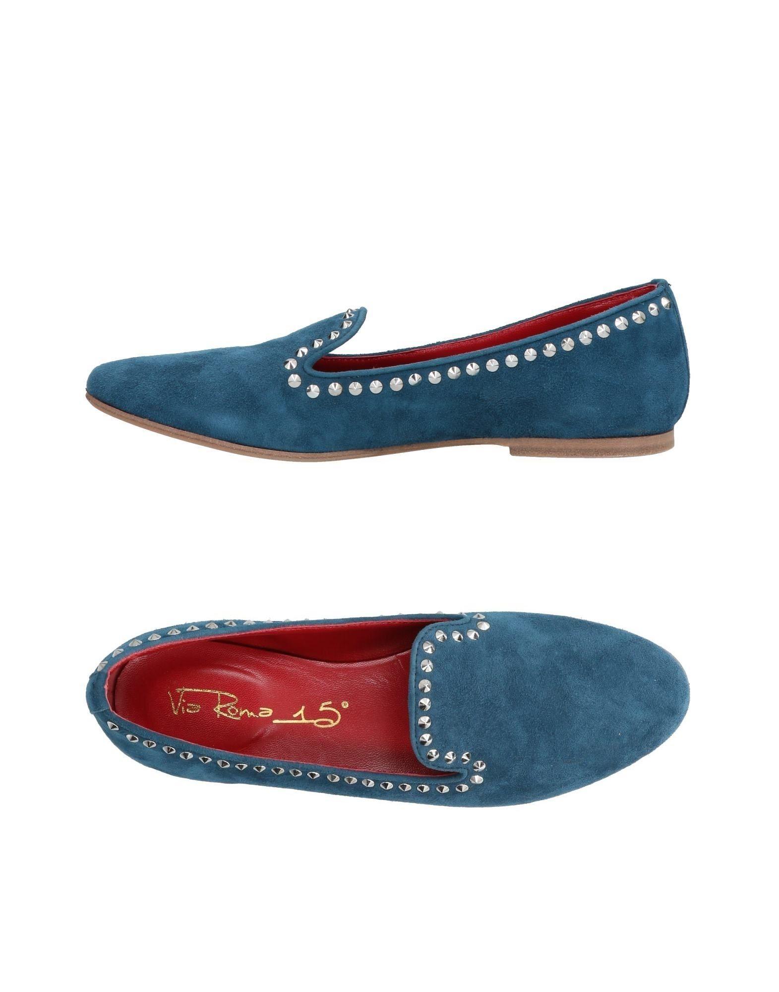 Via Roma 15 Mokassins Damen  11430904SF Gute Qualität beliebte Schuhe