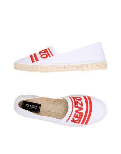 KENZO Espadrilles - Chaussures   YOOX.COM 28a682d6714