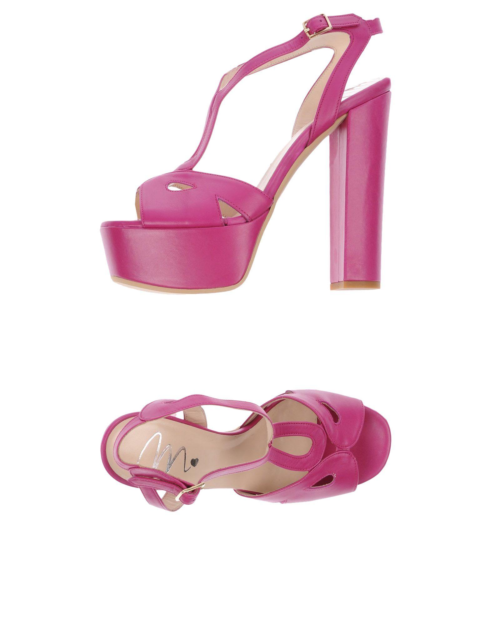 Gut um billige Schuhe zu tragenMonnalisa Sandalen Damen  11430949QC