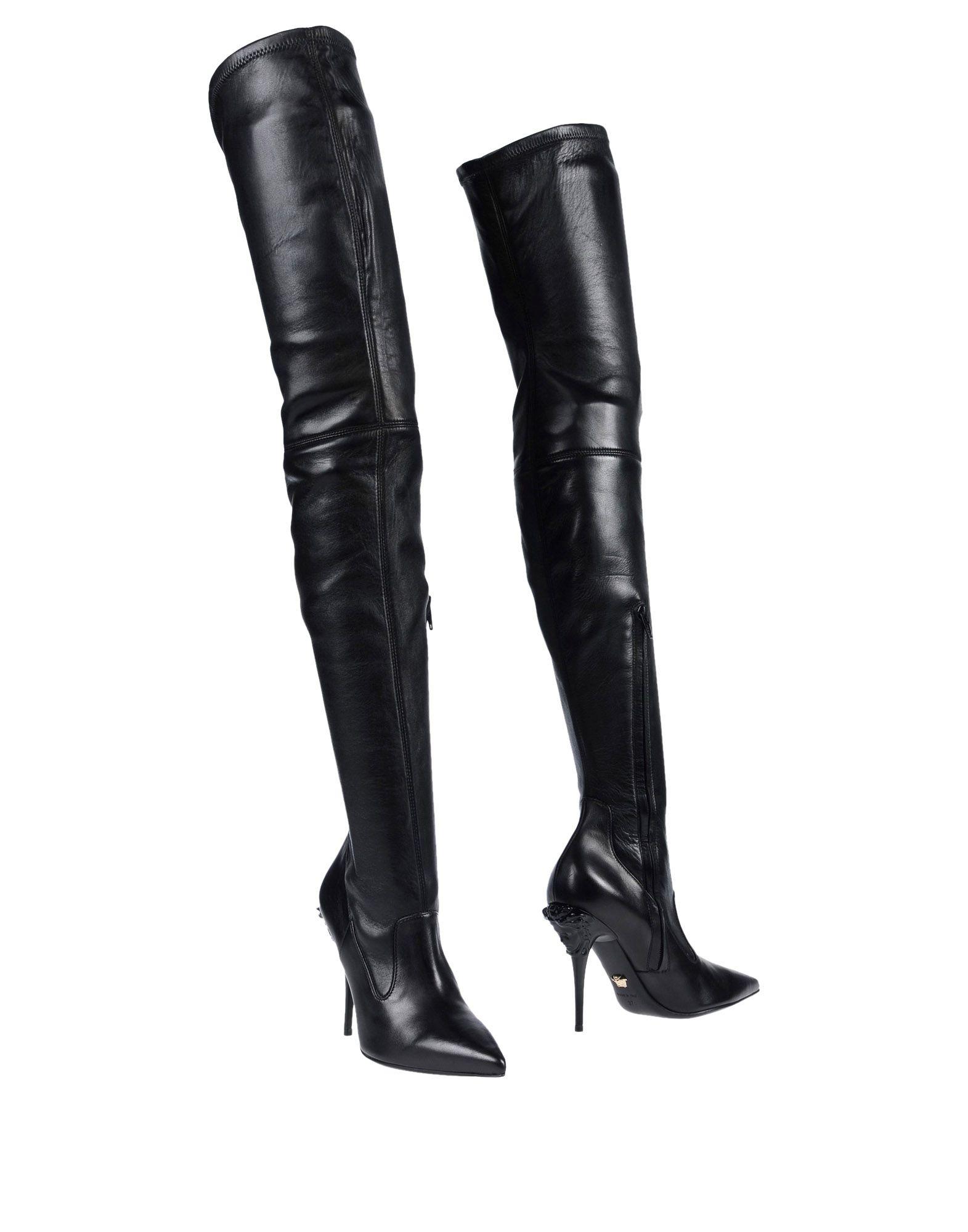 Bottes Versace Femme - Bottes Versace sur