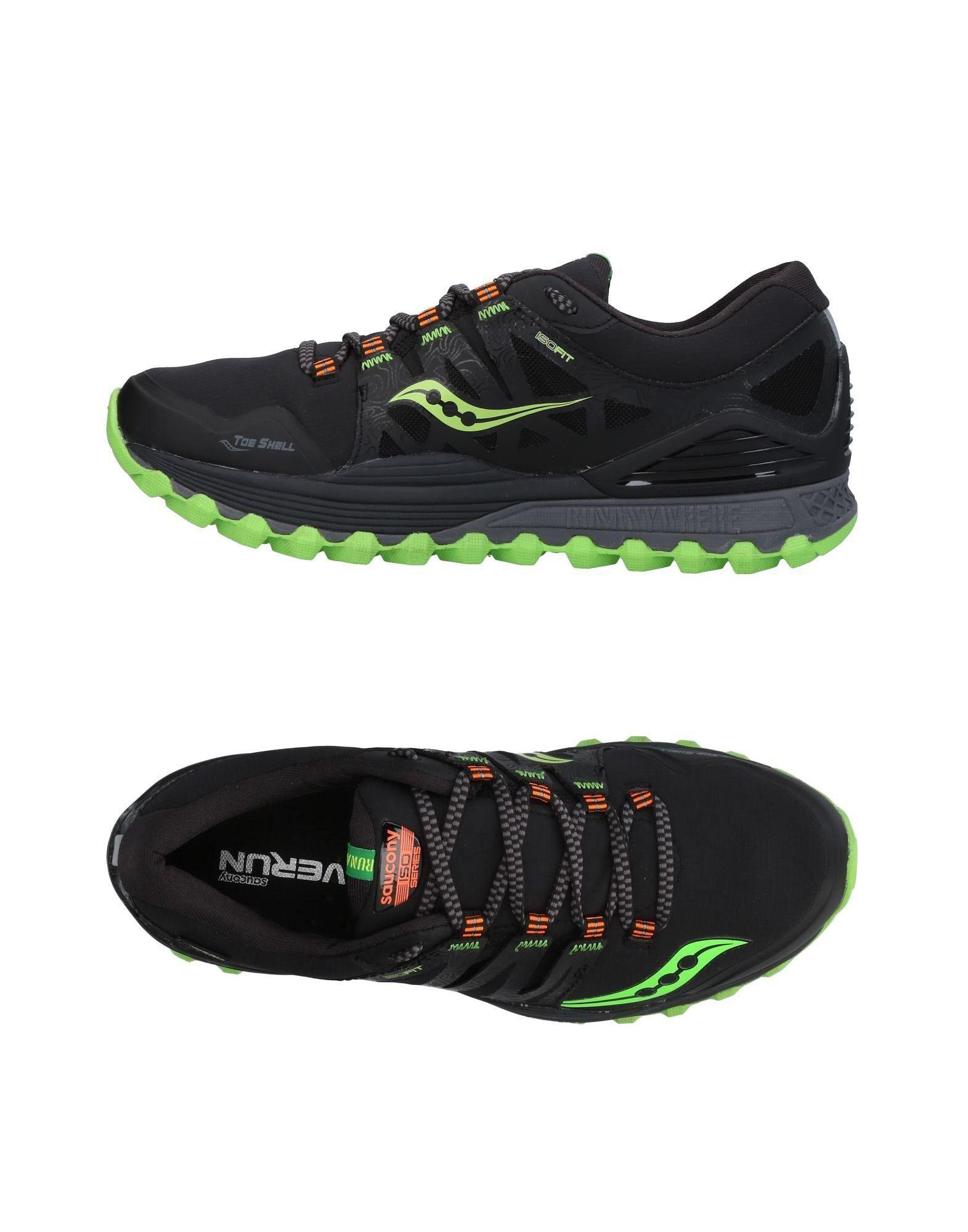 Moda Sneakers Saucony Saucony Sneakers Uomo - 11431054NF 854ae6