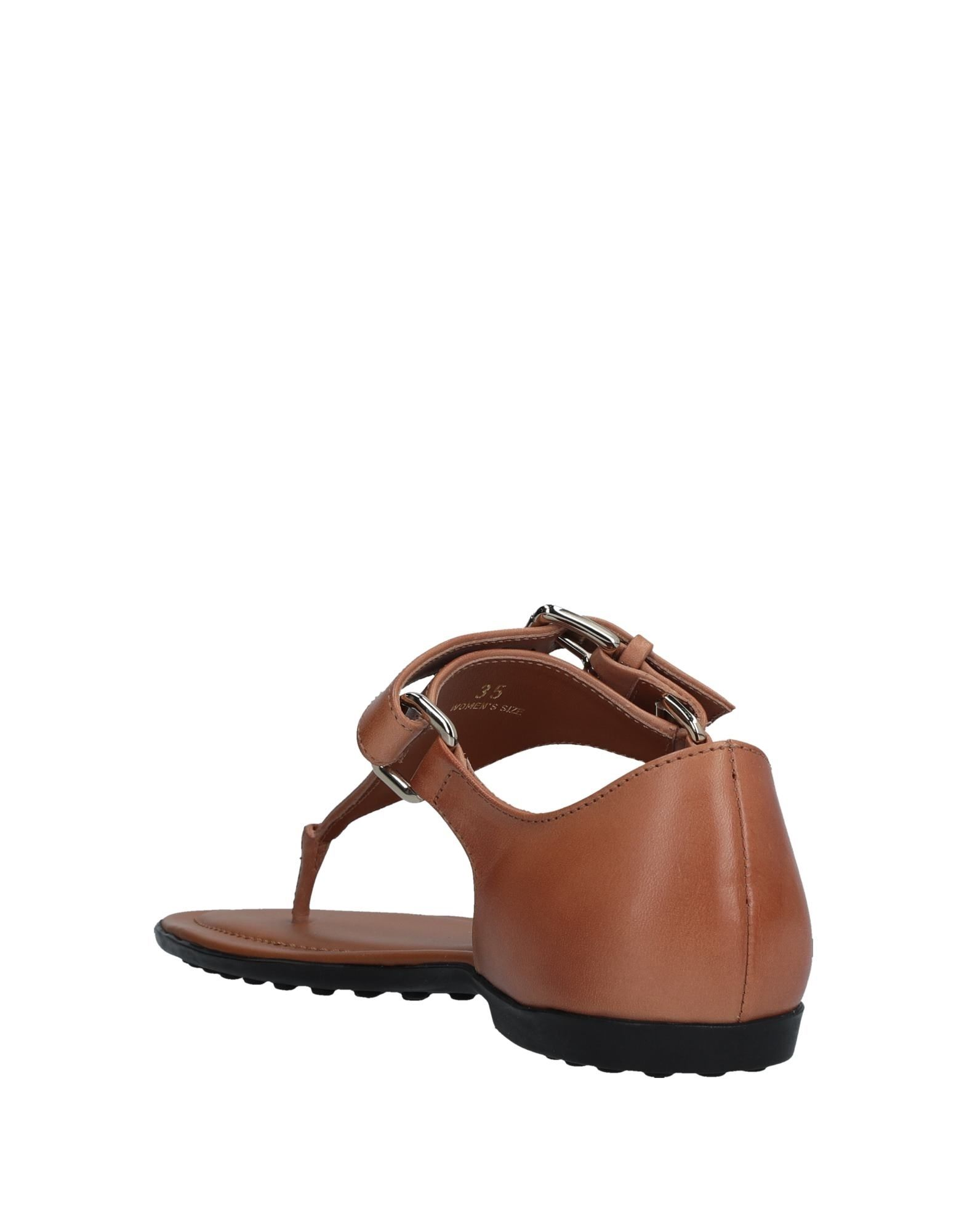 Rabatt Schuhe Tod's Dianetten Damen  11431109VQ
