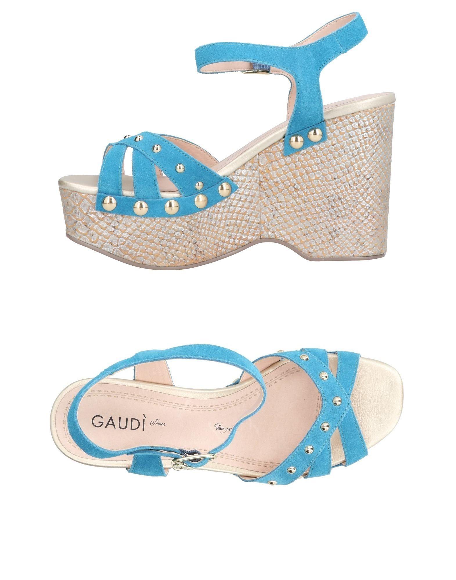 Sandales Gaudì Femme - Sandales Gaudì sur