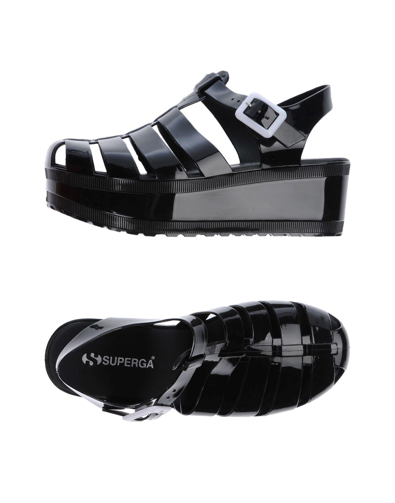 Günstige und modische Schuhe Superga® Sandalen Damen  11431119NU