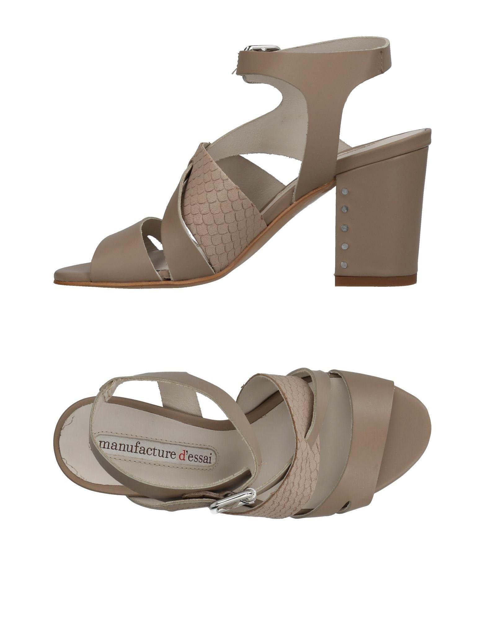 Sandales Manufacture Dessai Femme - Sandales Manufacture Dessai sur