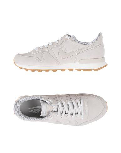 Venta de liquidación de temporada Zapatillas Nike  Internationalist - Gris Mujer - Zapatillas Nike Gris - perla 68ab84