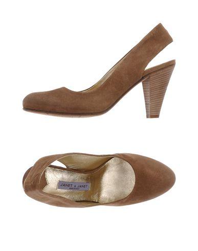 klaring med mastercard Janet & Janet Shoe kjøpe billig pris iMvub1joa