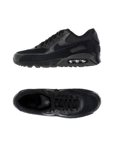 Zapatillas Nike  90 Air Max 90  Premium - Hombre - Zapatillas Nike - 11431320GU Negro d62e63
