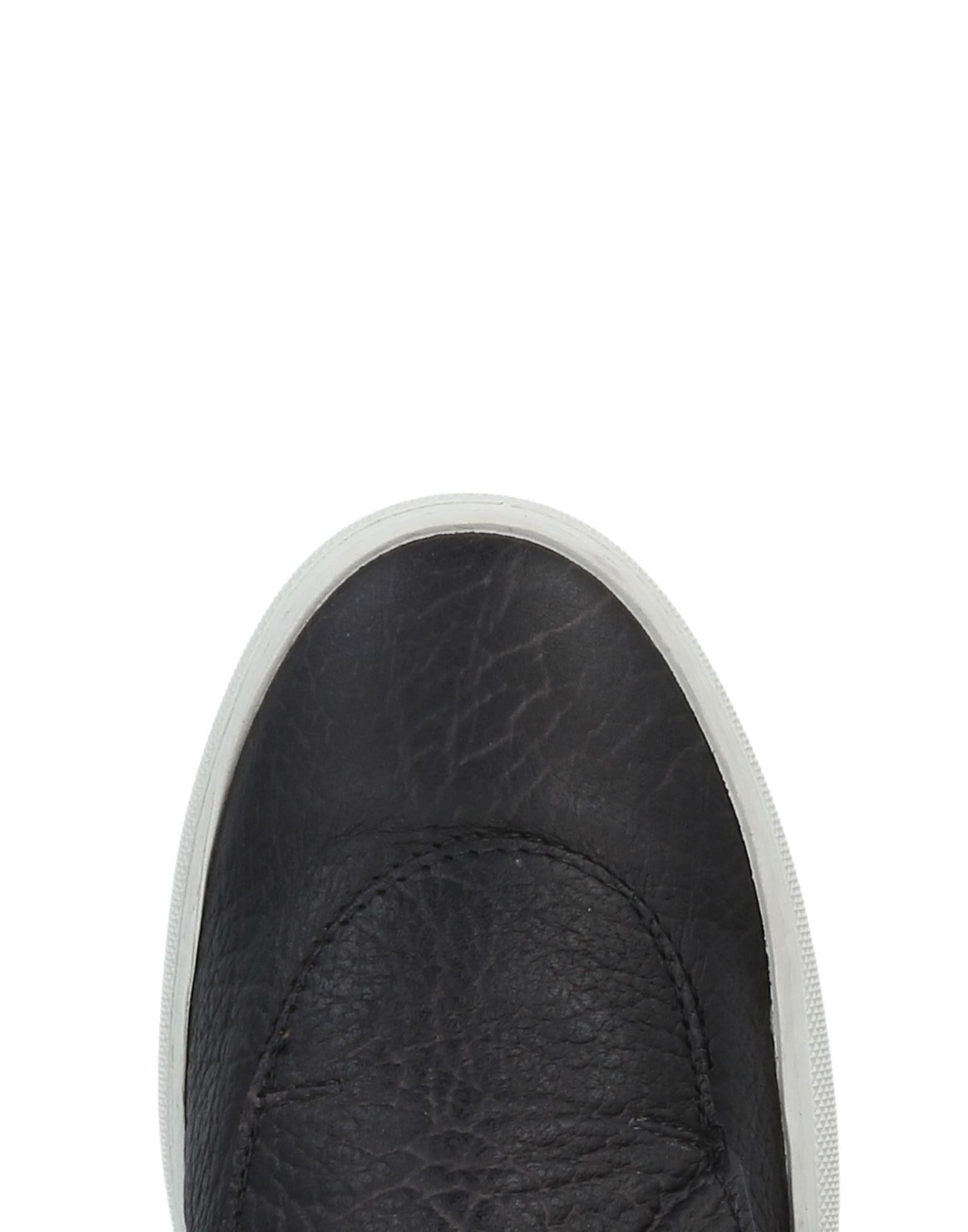 Sneakers Nero By Ylati Homme - Sneakers Nero By Ylati sur