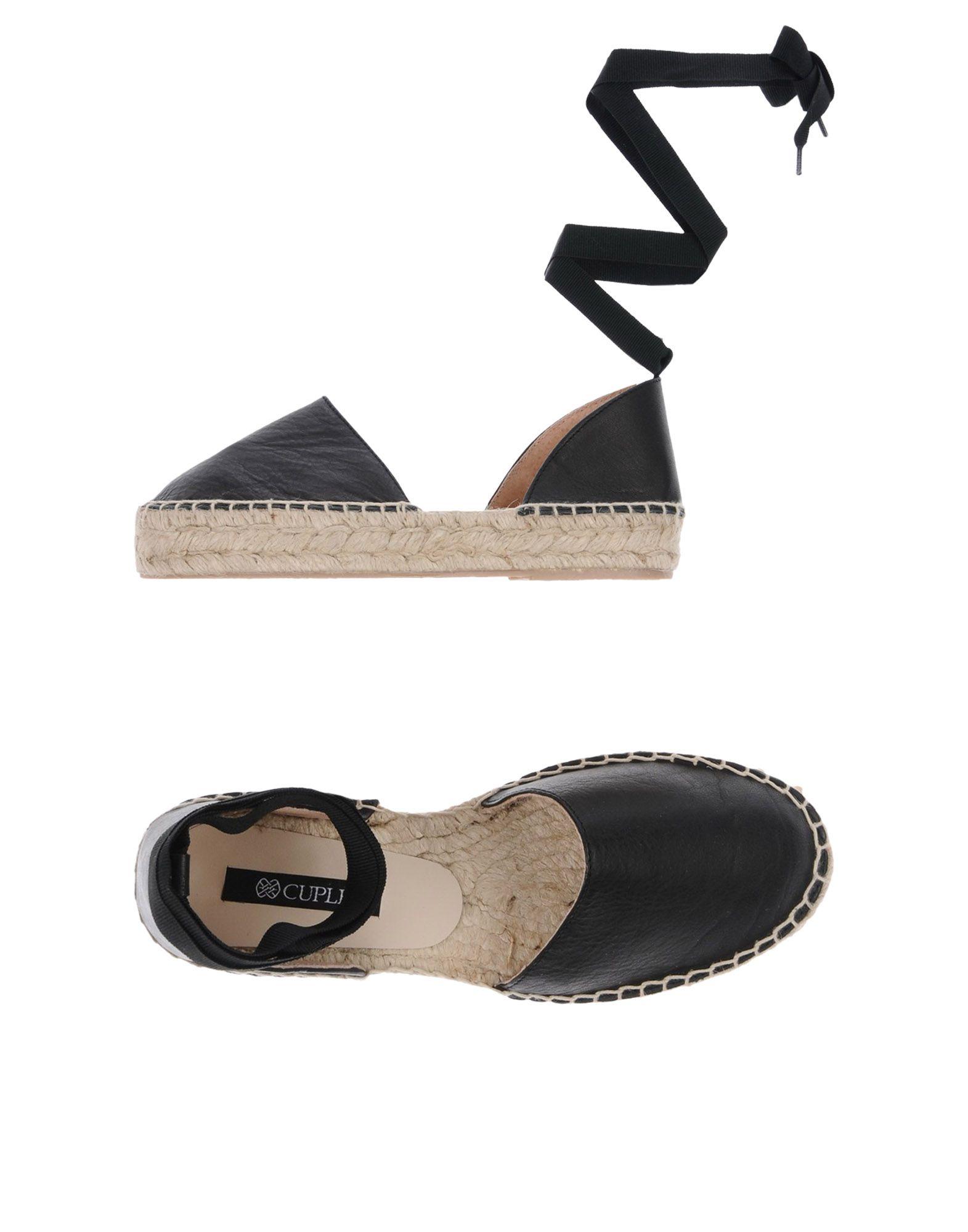 Cuplé Espadrilles Damen Qualität 11431371FD Gute Qualität Damen beliebte Schuhe f00f25
