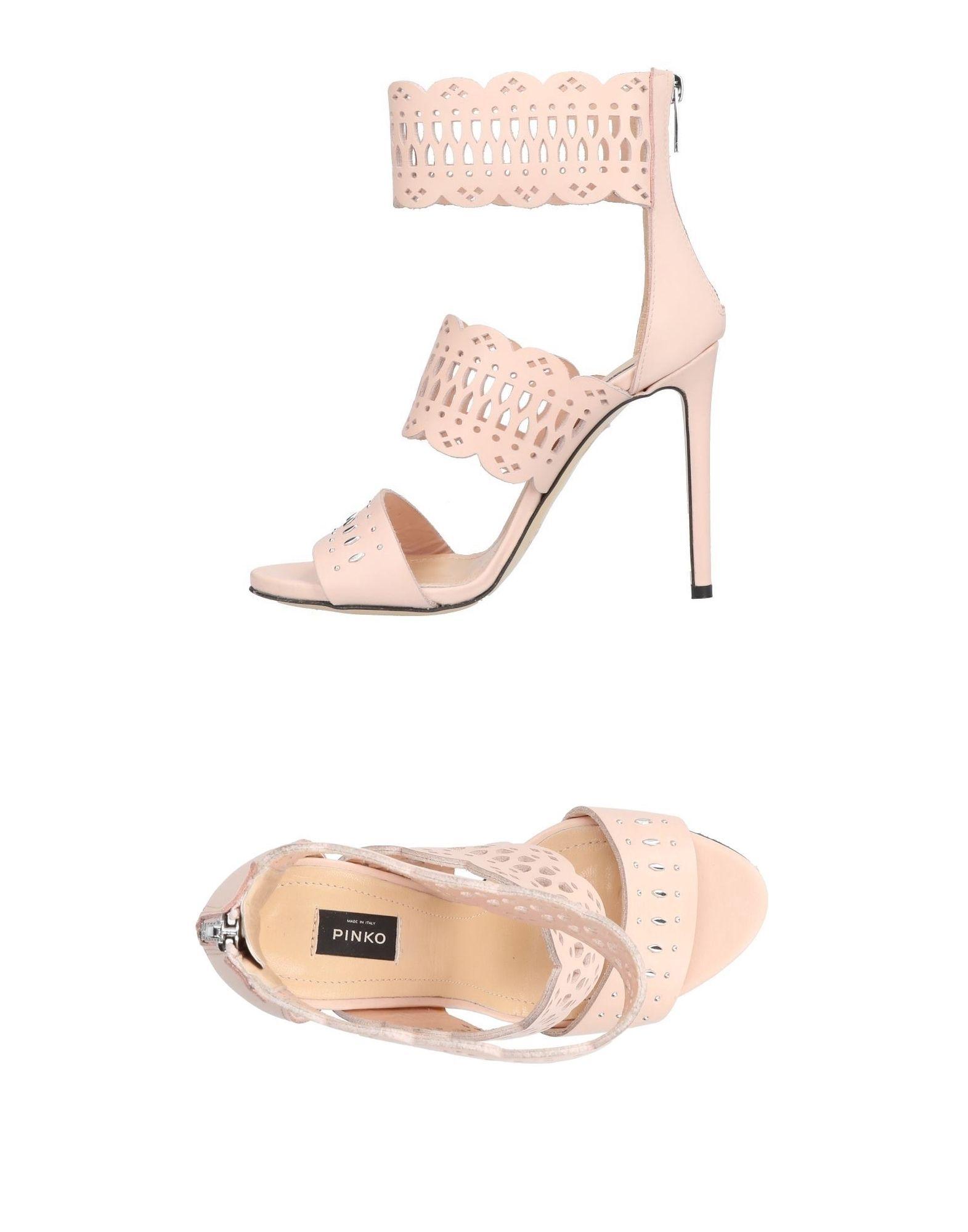 Los zapatos más populares para hombres y Pinko mujeres Sandalia Pinko y Mujer - Sandalias Pinko  Rosa claro f37da0