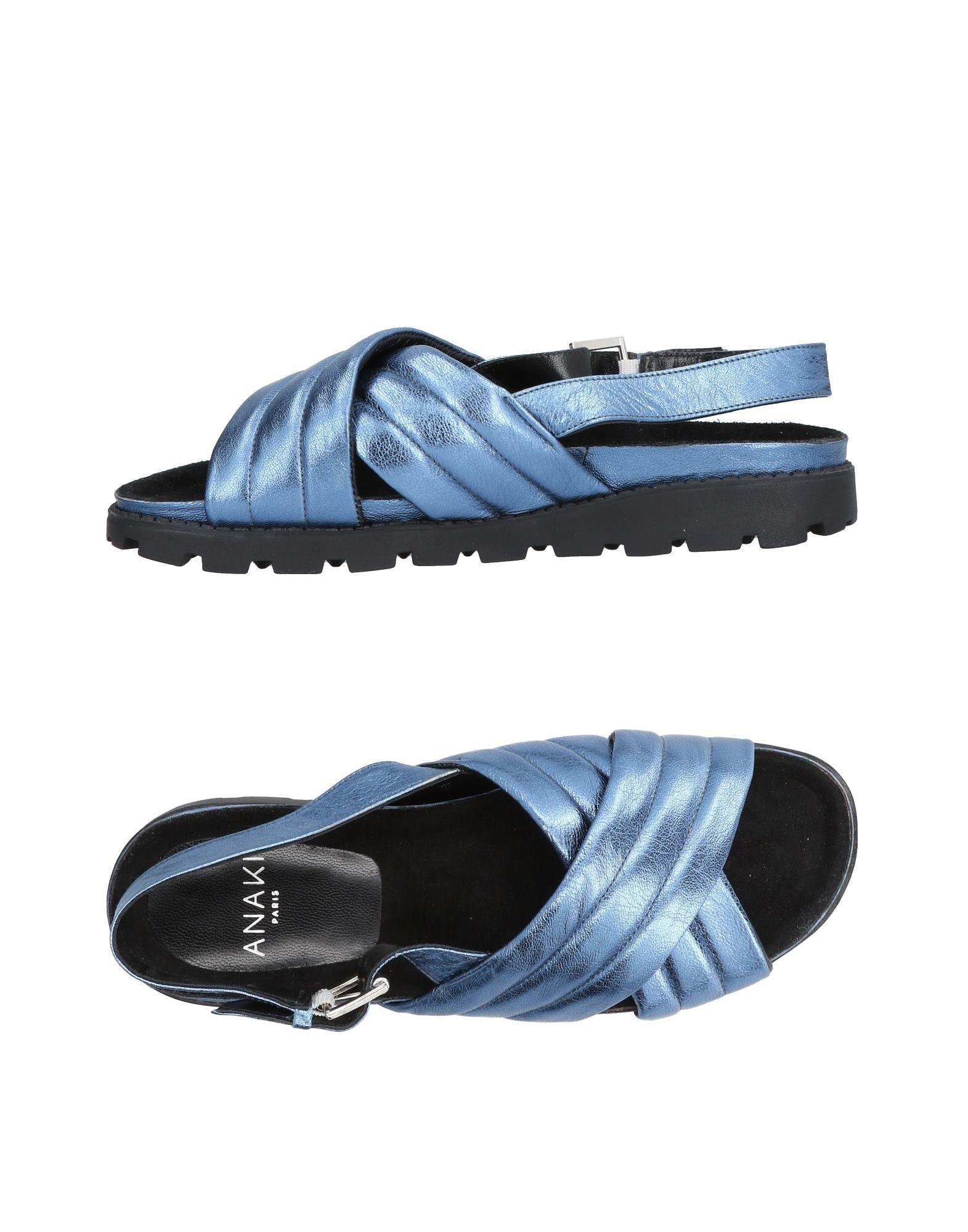 Haltbare Mode billige Schuhe Anaki Sandalen Damen  11431380CN Heiße Schuhe