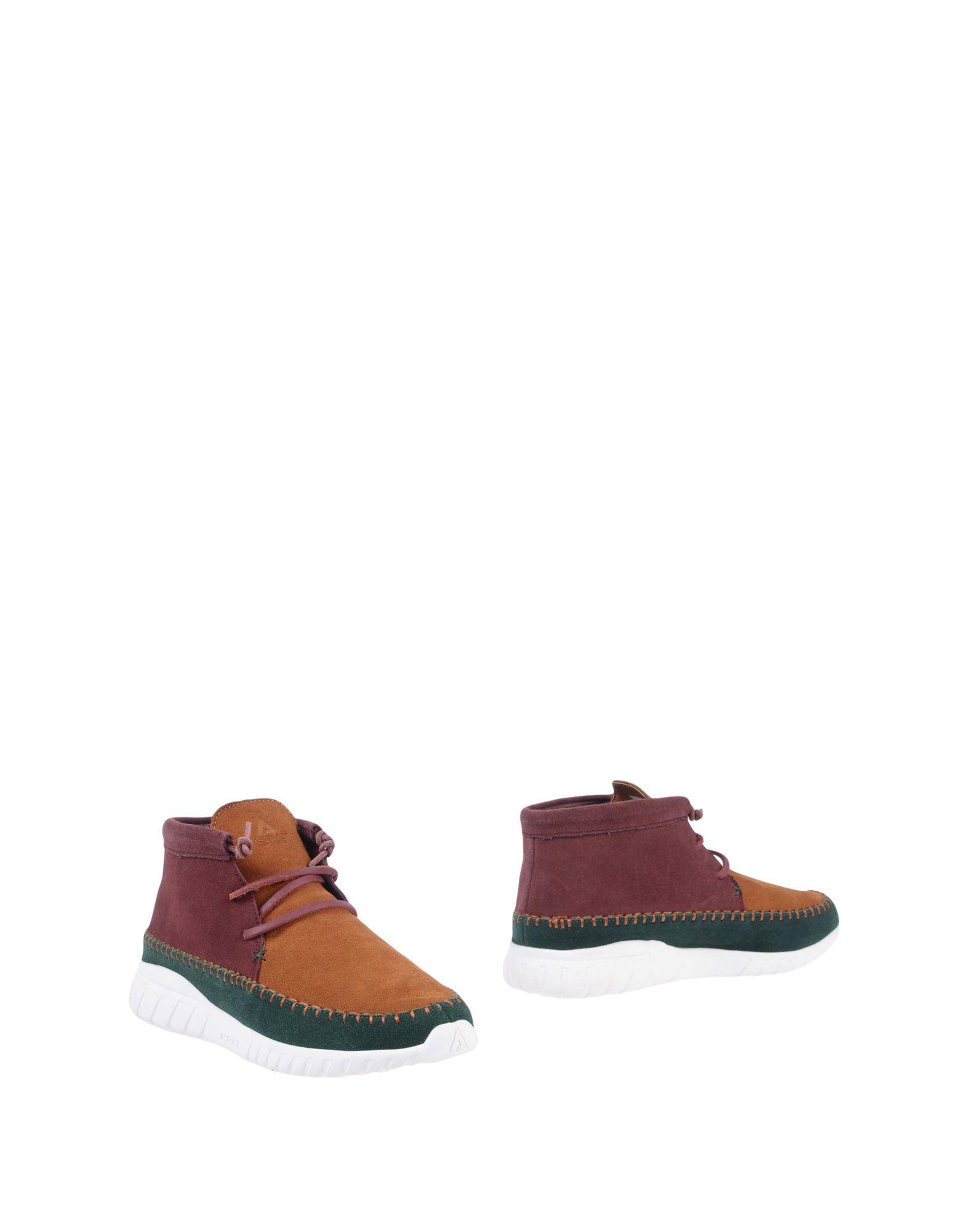 Rabatt echte Schuhe Asfvlt Stiefelette Herren  11431448CR