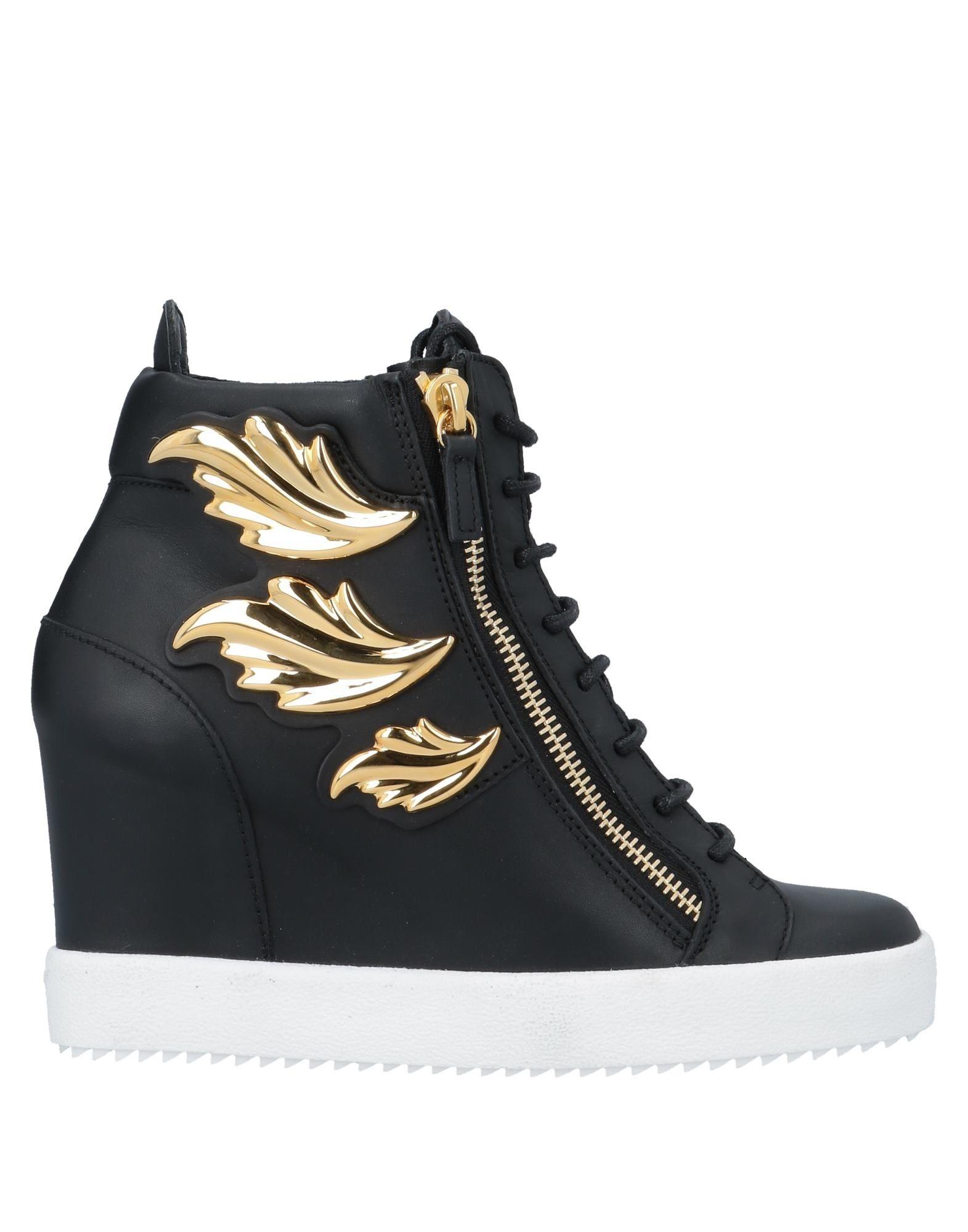 Giuseppe Zanotti Sneakers Sneakers Zanotti Damen  11431456VQ Neue Schuhe 25576e