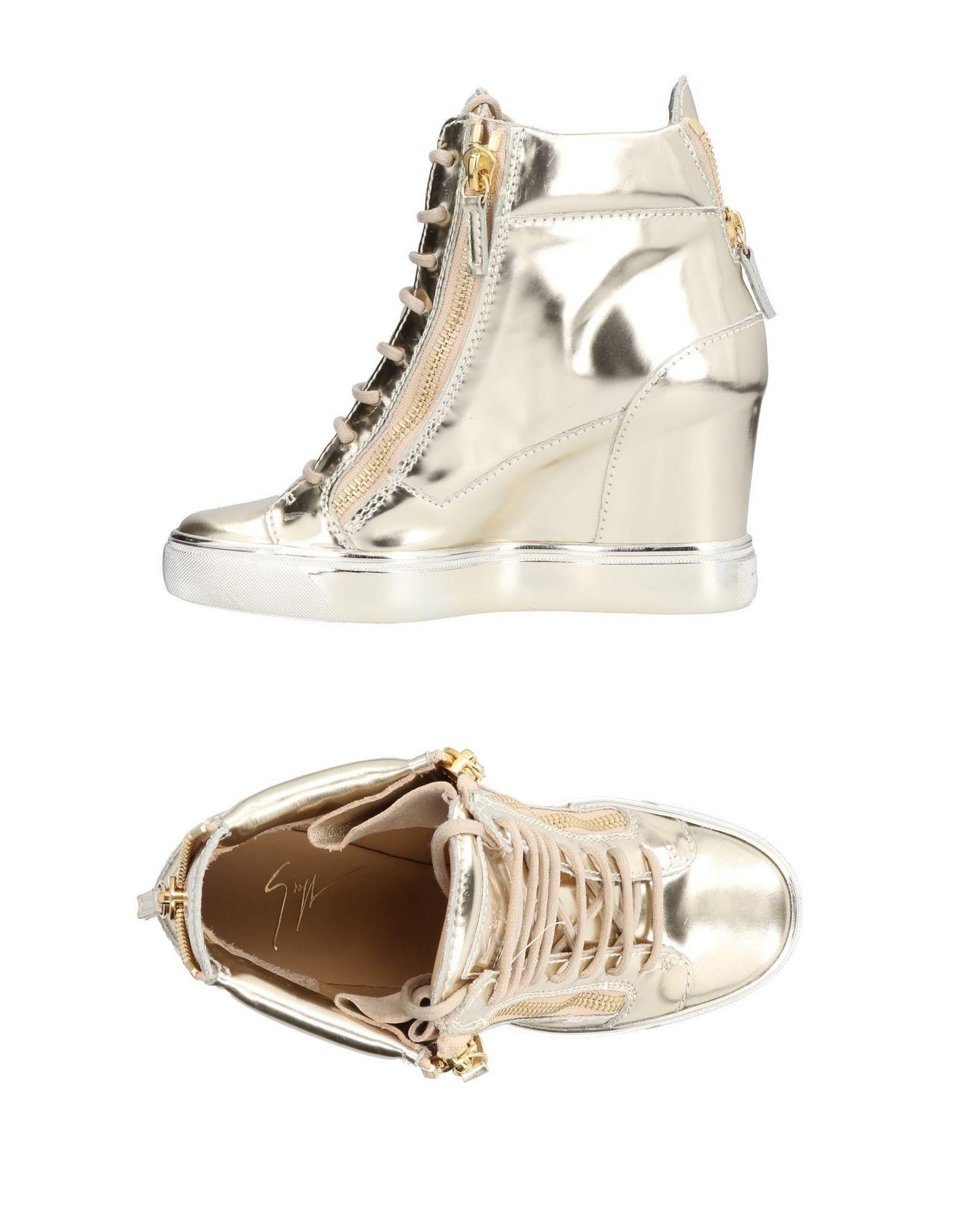 Giuseppe Zanotti Sneakers Damen  11431457WWGünstige gut aussehende Schuhe