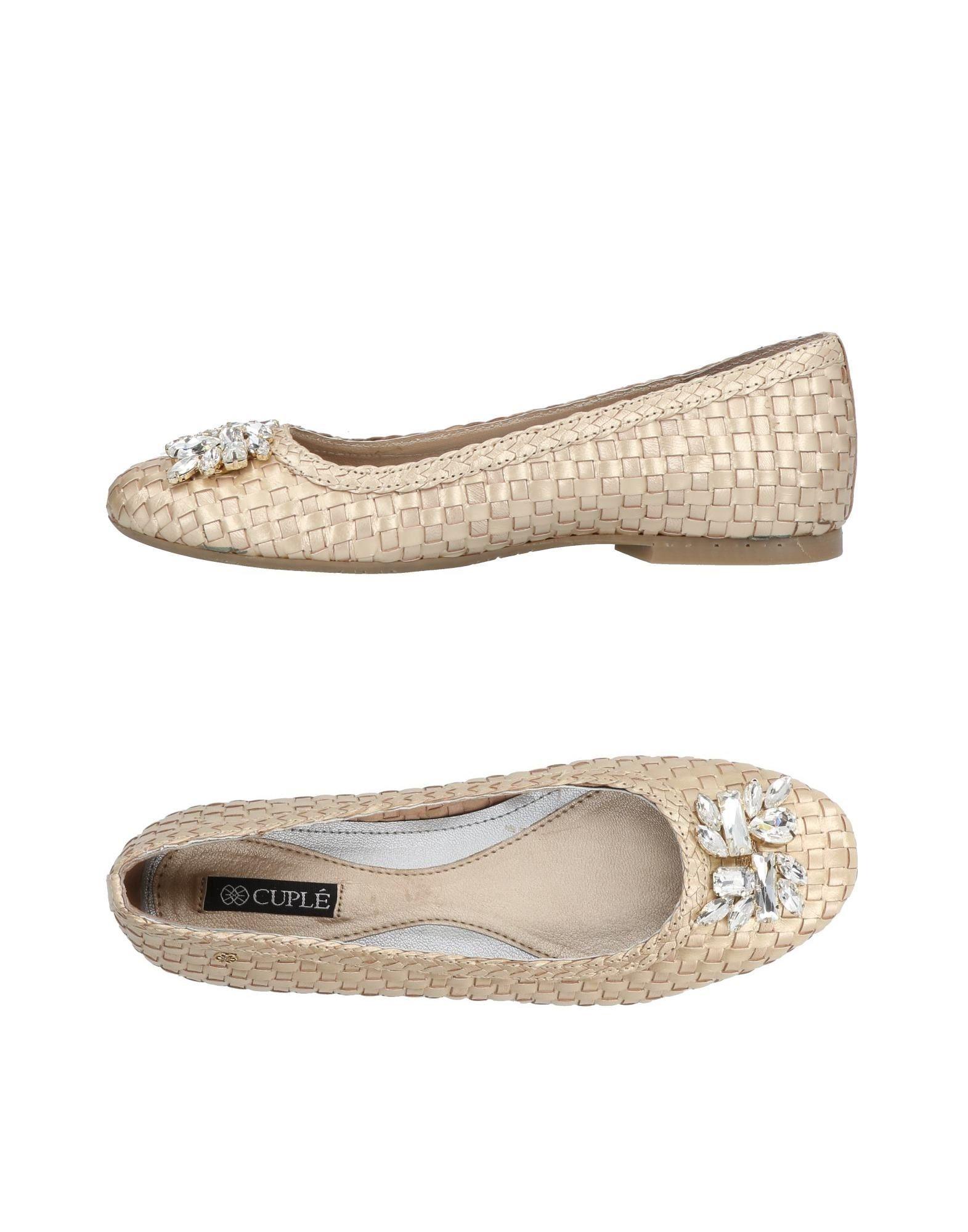 Günstige und modische Schuhe Cuplé Ballerinas Damen  11431460DX