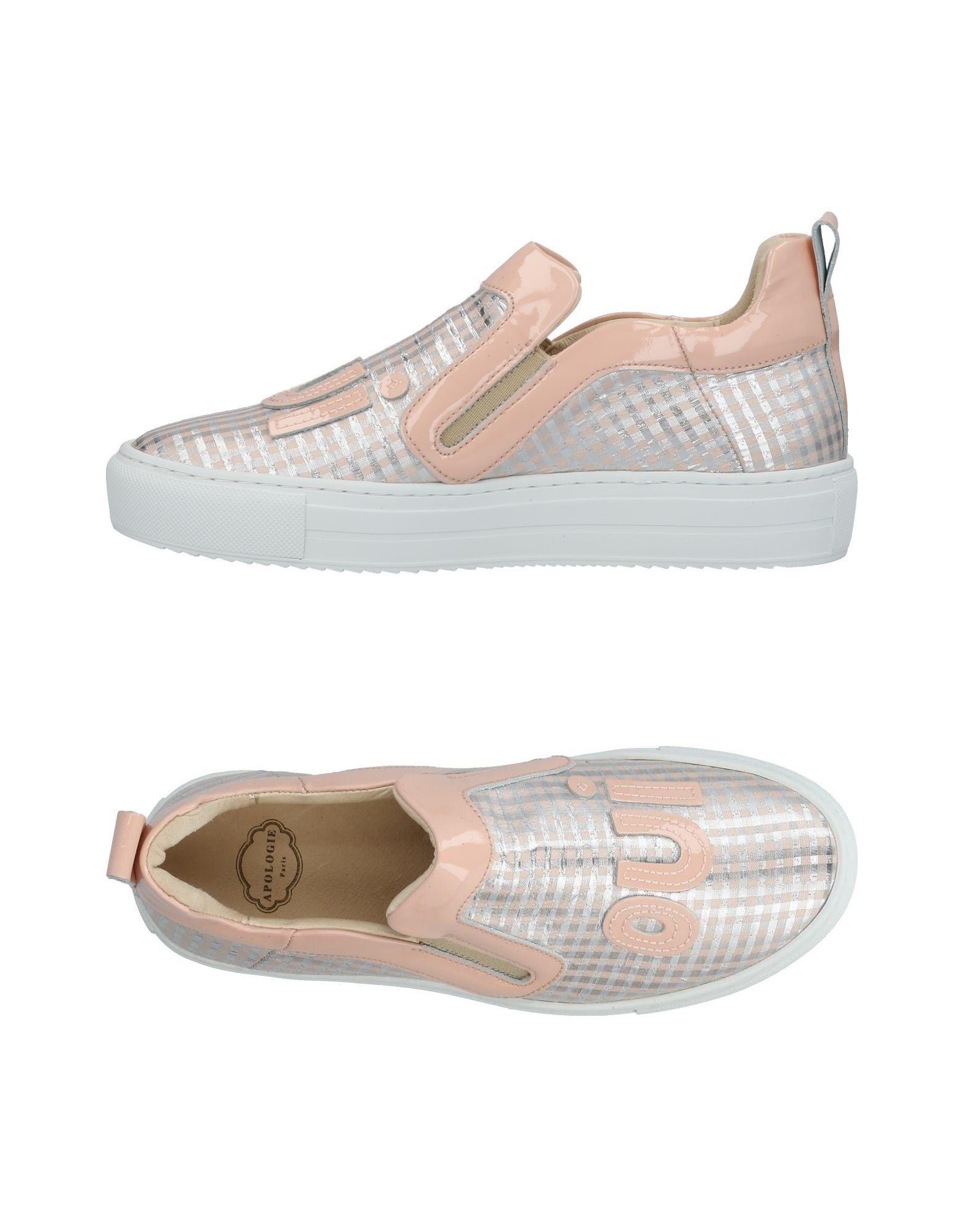 Günstige und modische Schuhe Apologie Sneakers Damen  11431495EO