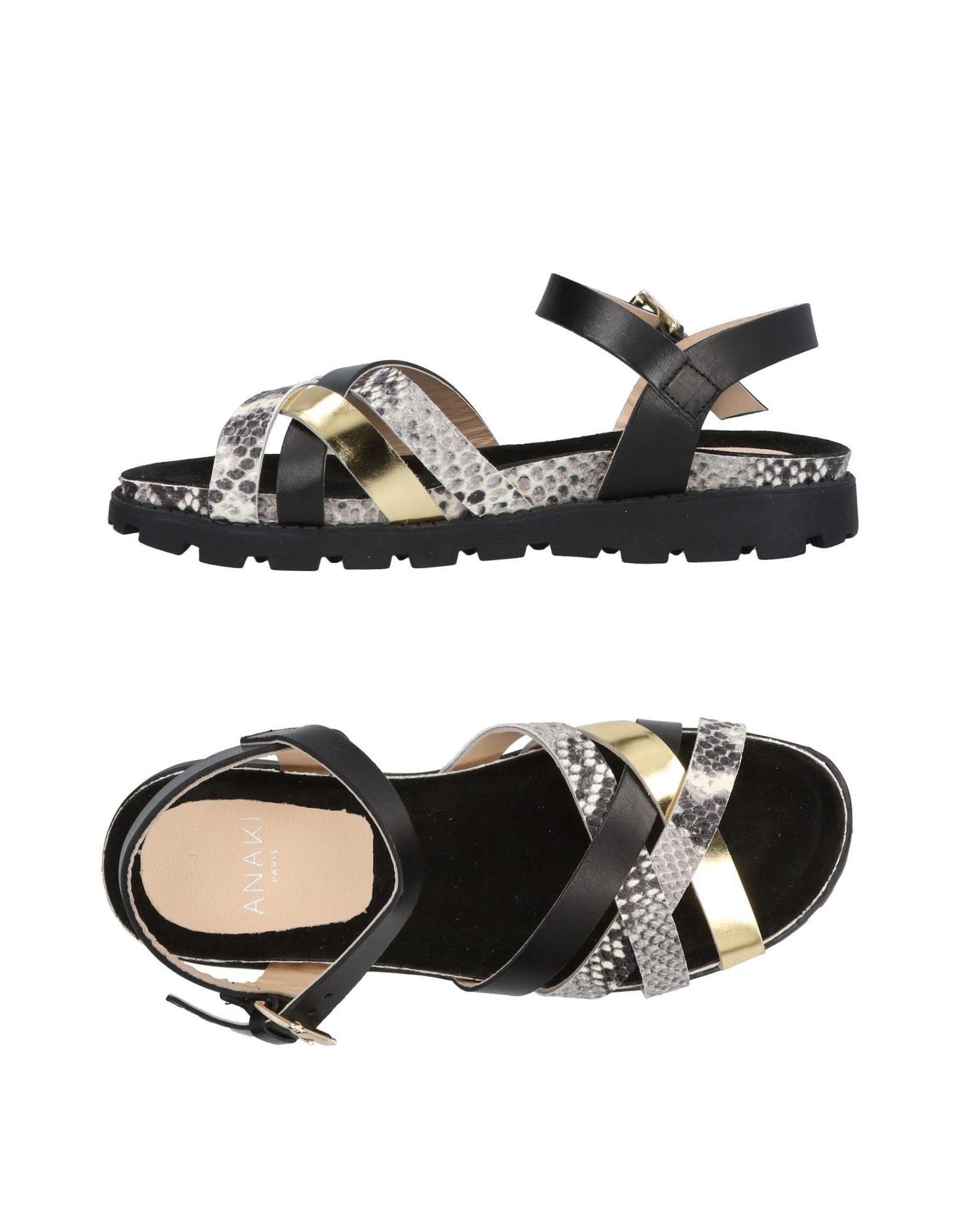 Günstige und modische Schuhe Anaki Sandalen Damen  11431626PS