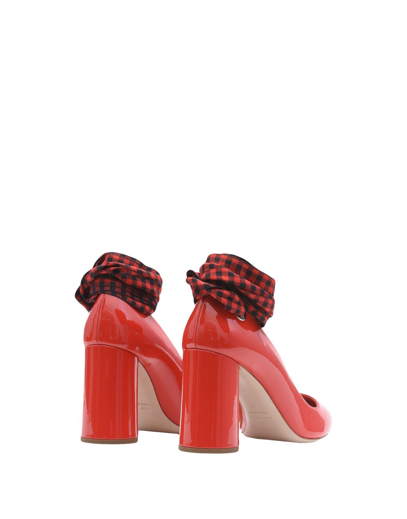 Rabatt Schuhe Miu Miu Pumps  Damen  Pumps 11431732XS cc7754