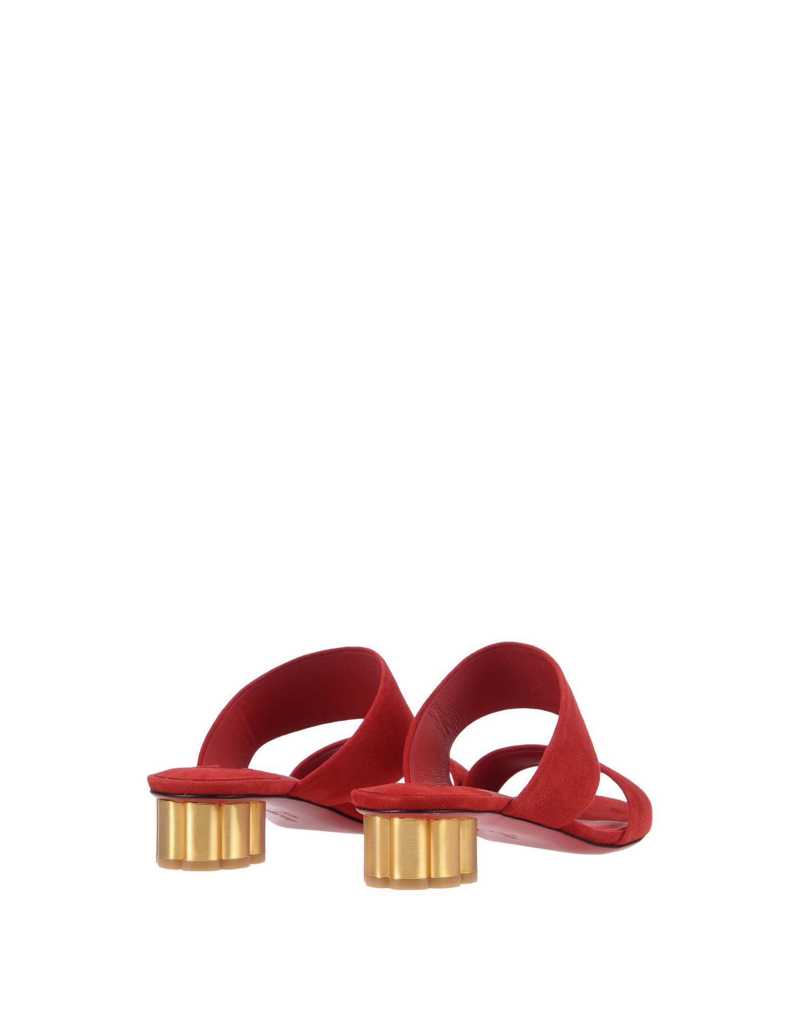 Salvatore Ferragamo Sandalen Sandalen Ferragamo Damen  11431760OS Beliebte Schuhe 85ba42