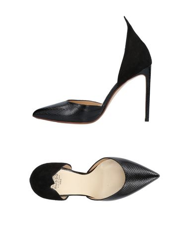 Zapatos de mujer baratos zapatos Salón de mujer Zapato De Salón zapatos Francesco Russo Mujer - Salones Francesco Russo - 11431825OG Negro 503be0