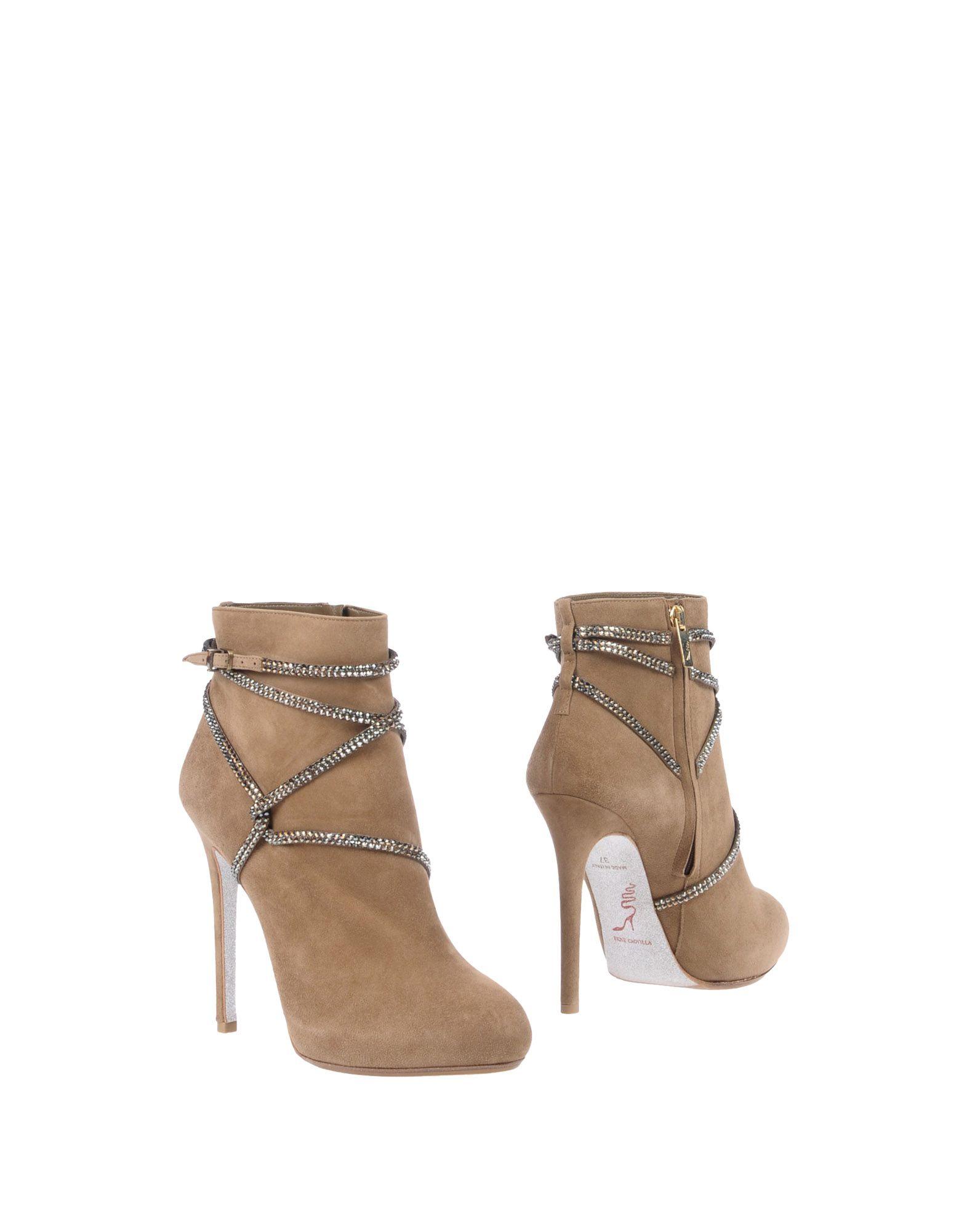 Rene' Caovilla Caovilla Rene' Stiefelette Damen  11431875GJ Neue Schuhe eef2b7